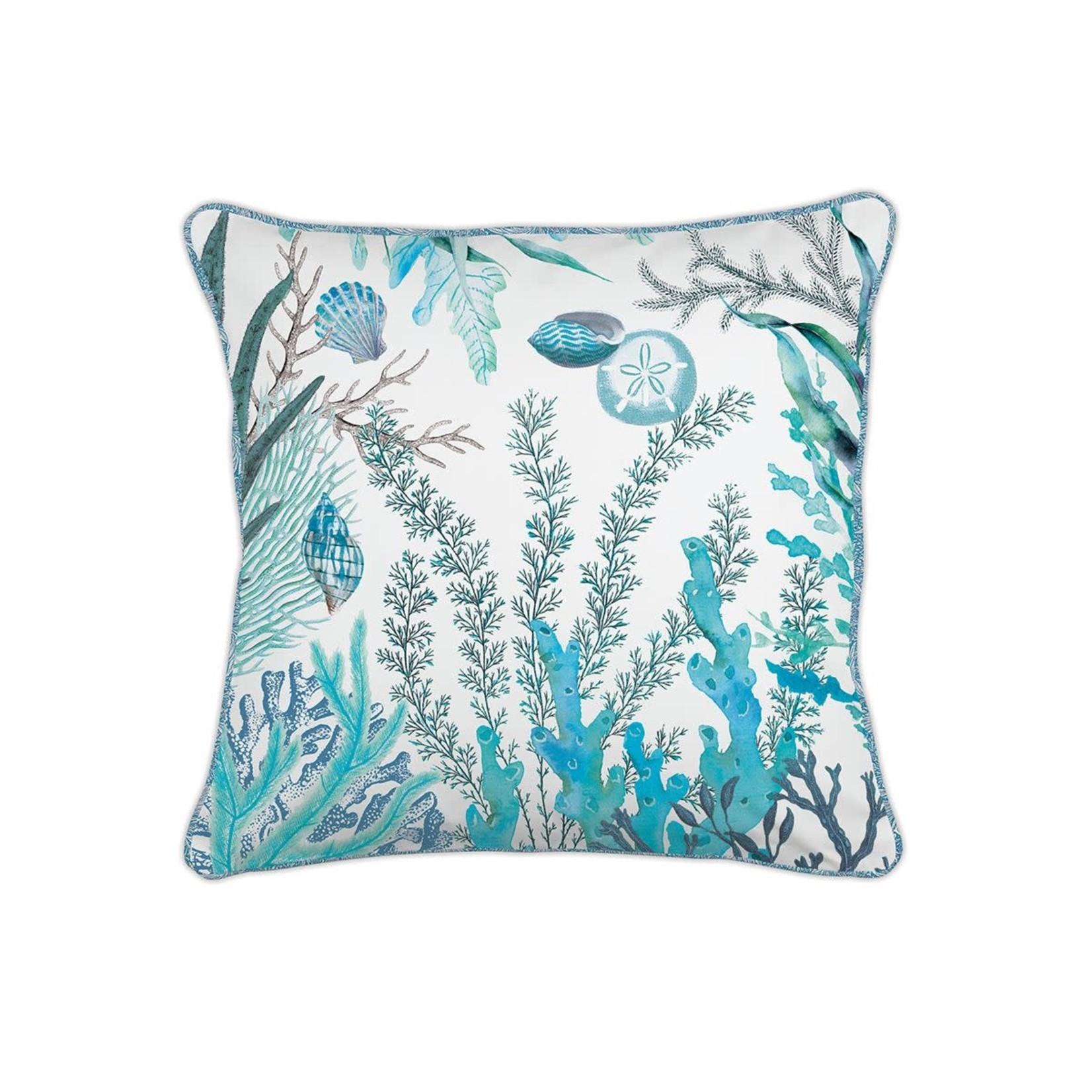 Michel Design Works Ocean Tide Square Pillow