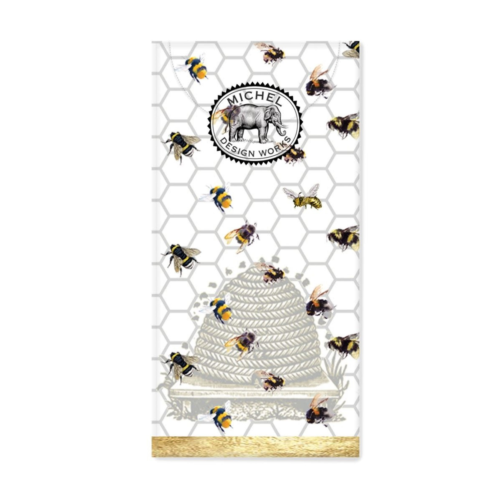 Michel Design Works Honey & Clover Pocket Tissues