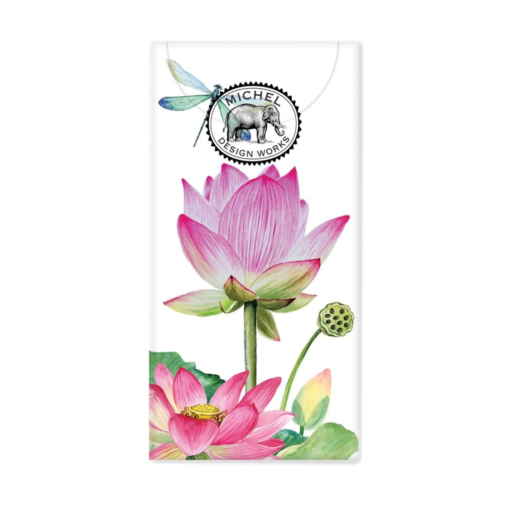 Michel Design Works Water Lilies Pocket Tissues