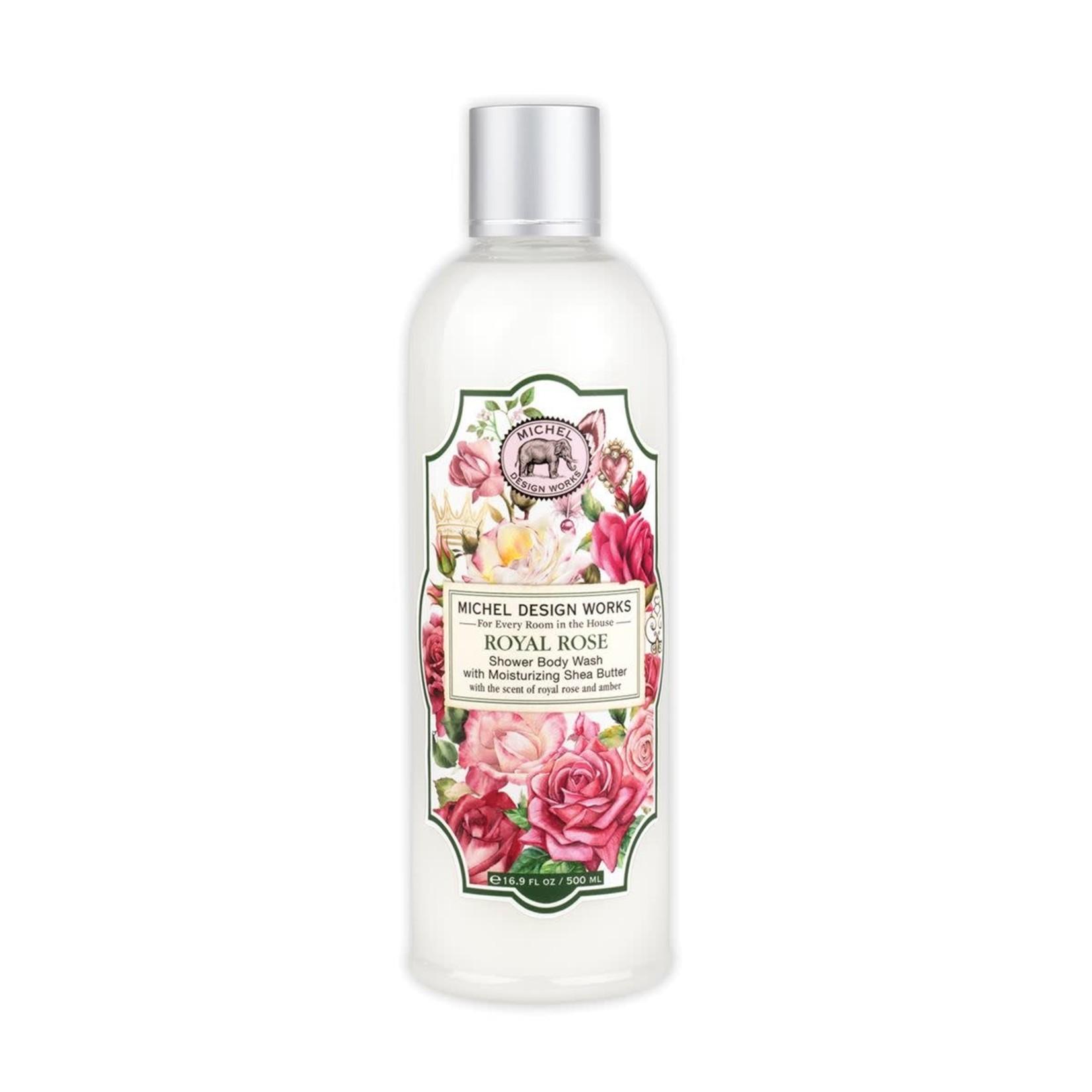 Michel Design Works Royal Rose Shower Body Wash