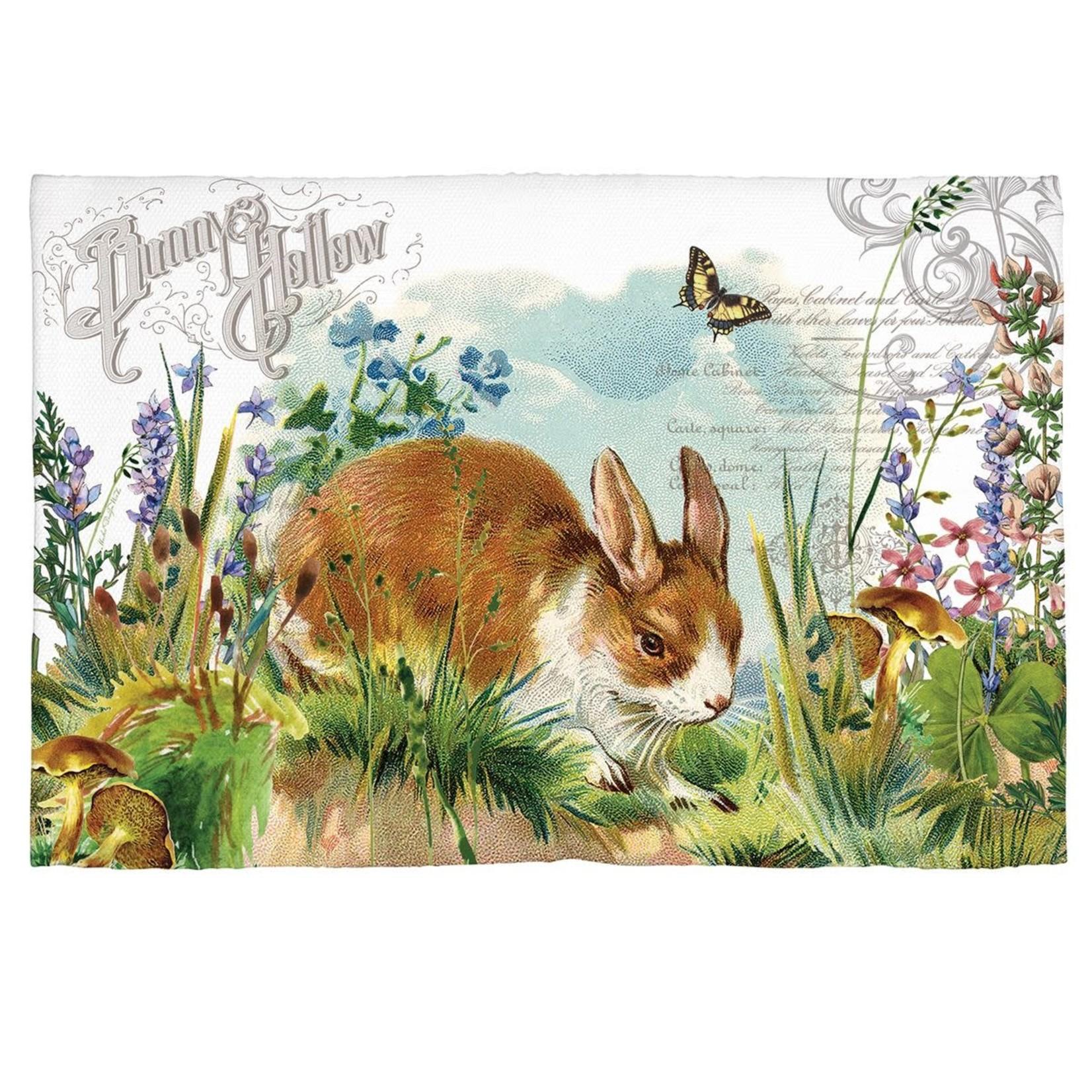"Michel Design Works Bunny Hollow Scatter Rug 20"" x 30"""