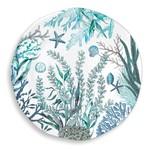 Michel Design Works Ocean Tide Melamine Large Round Platter