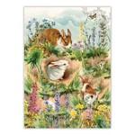 Michel Design Works Bunny Hollow Kitchen Towel