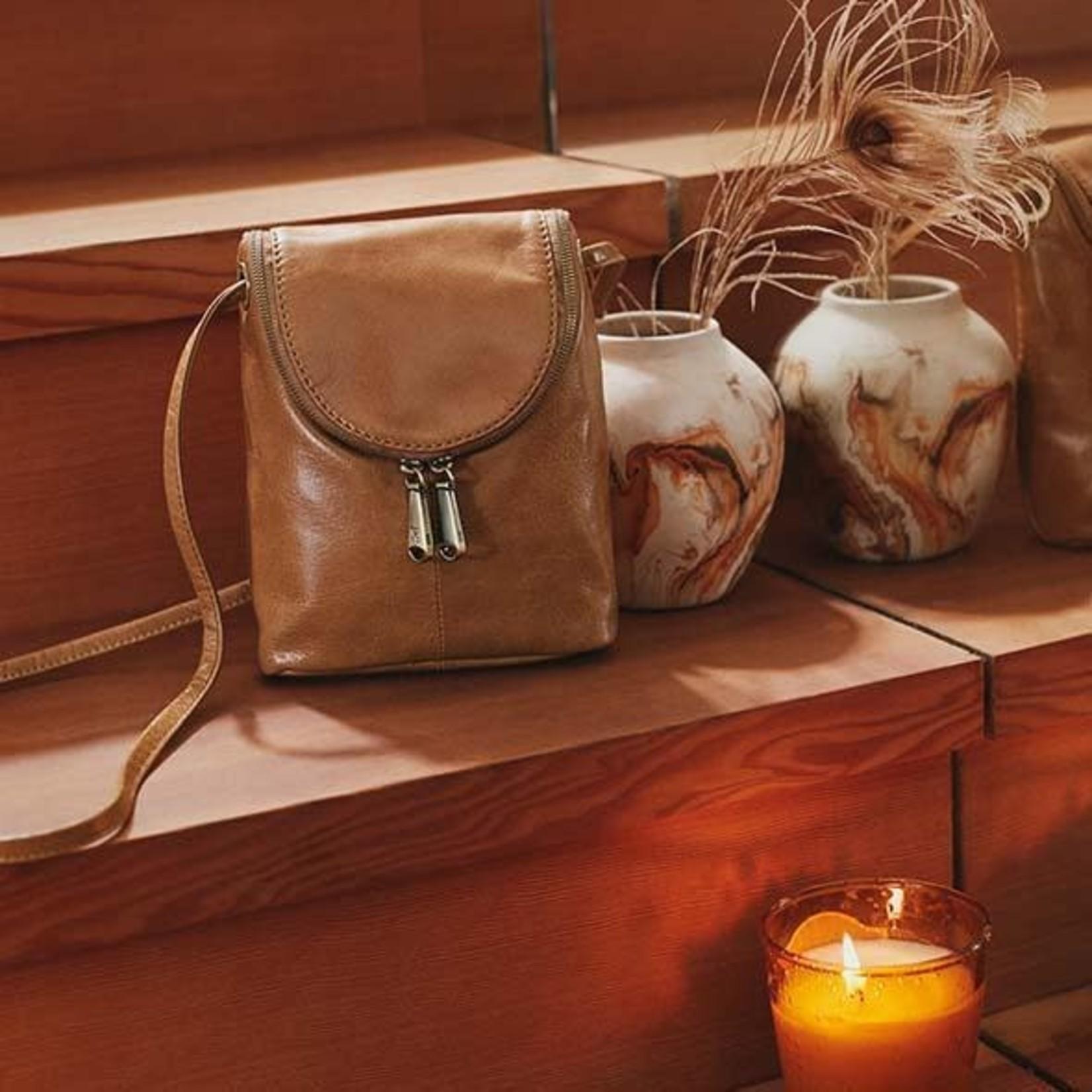 HOBO Fern Honey Vintage Hide Leather Crossbody