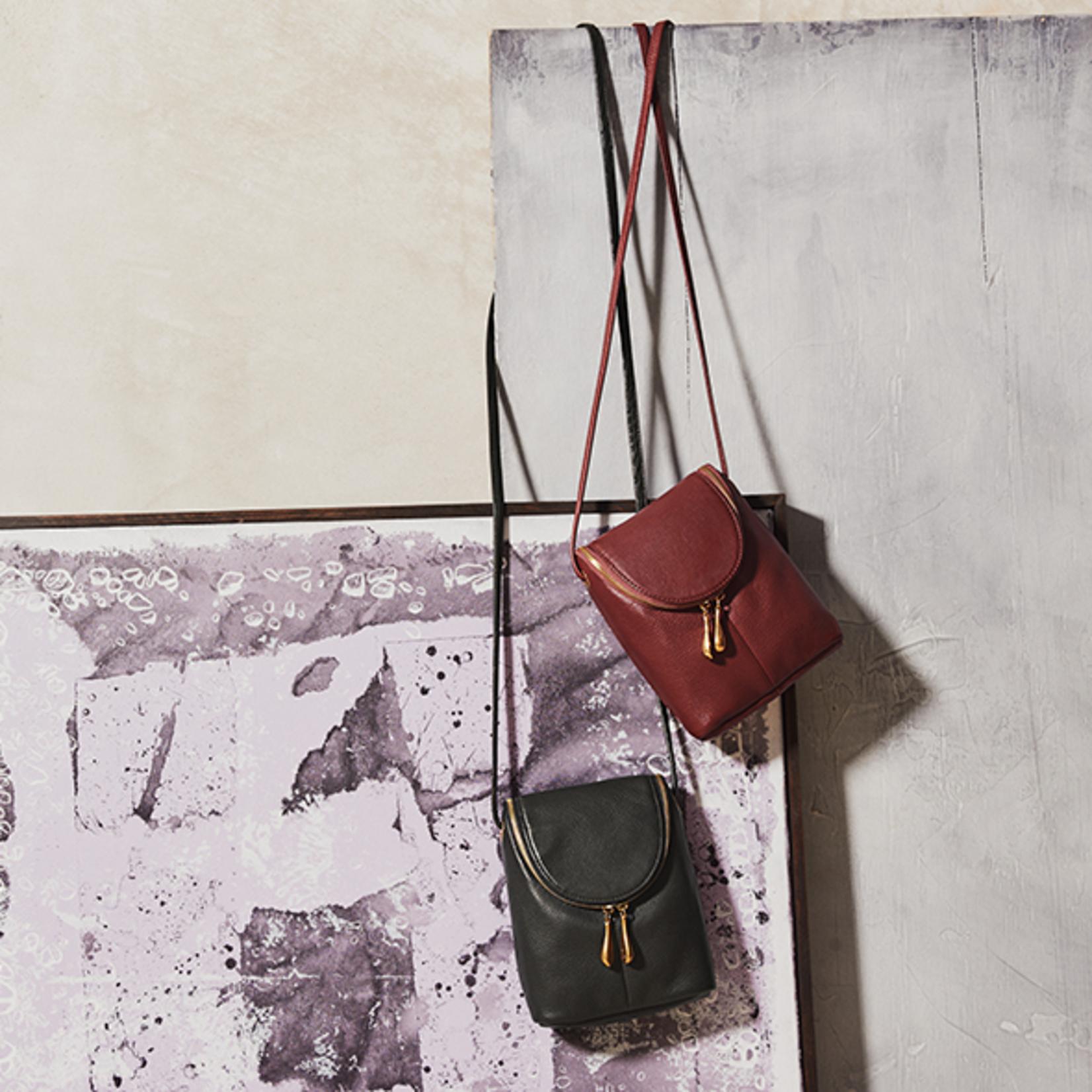 HOBO Fern Port Vintage Hide Leather Crossbody