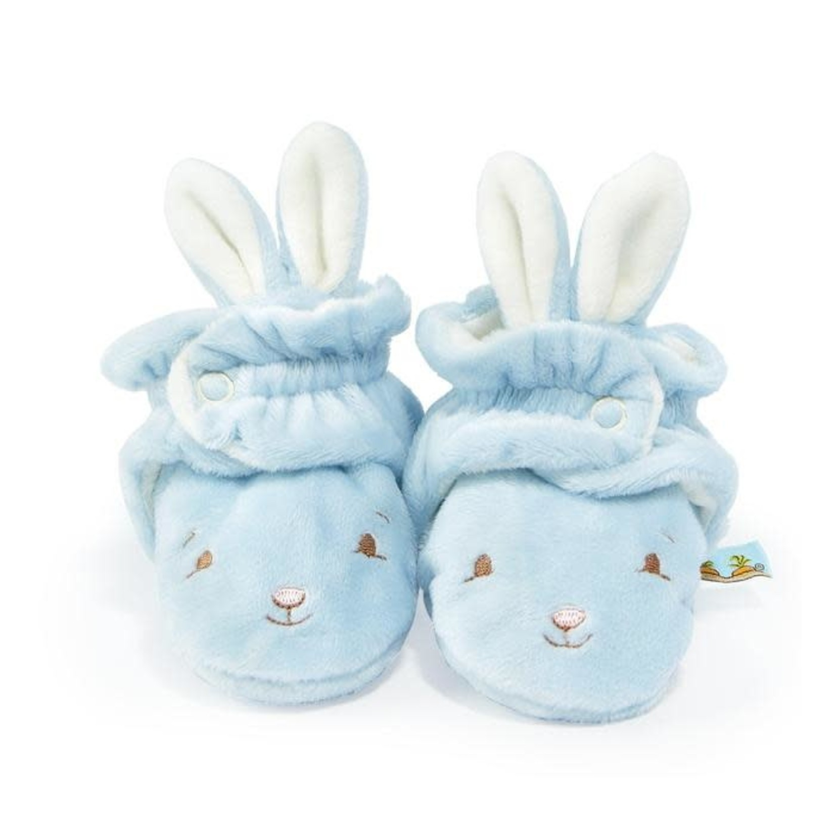 Bunnies By  Bay Bud Boxed Hoppy Feet Slippers