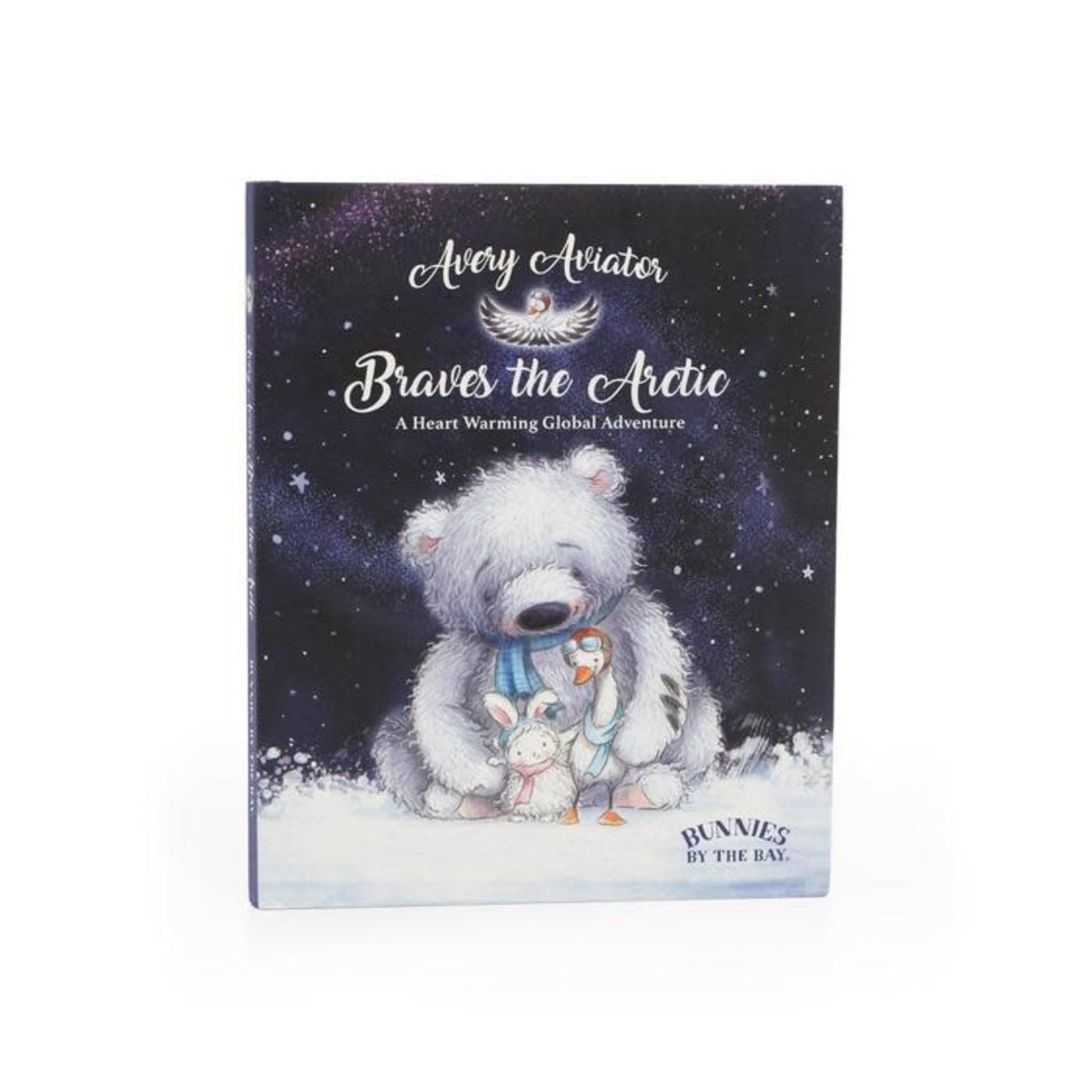 Bunnies By  Bay Avery the Aviator Braves the Arctic Book