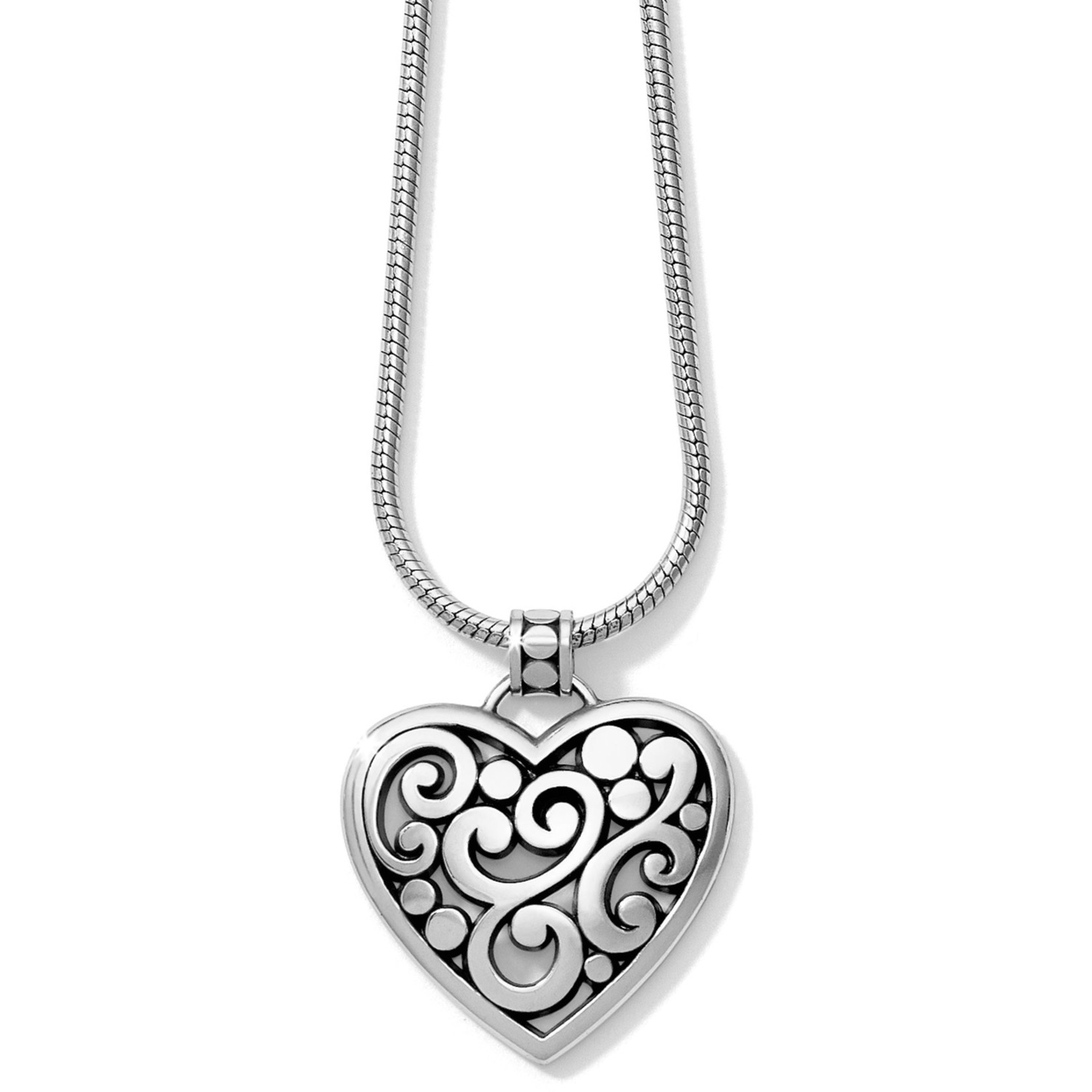 Brighton Contempo Heart Necklace