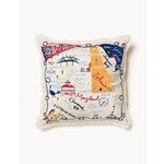 Spartina Bay Dreams Square Pillow