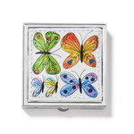 Brighton Garden Wings Pill Box