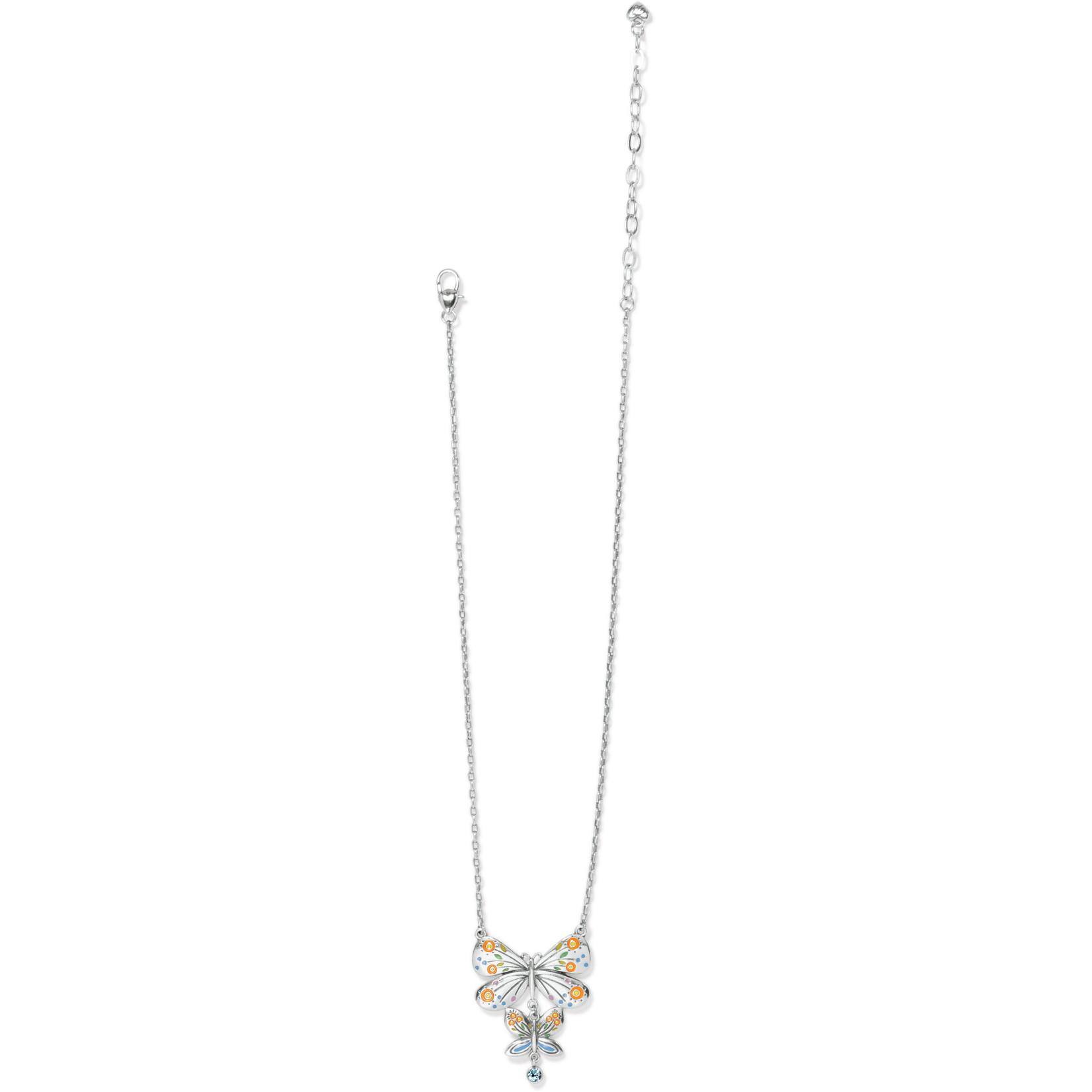 Brighton Garden Wings Necklace