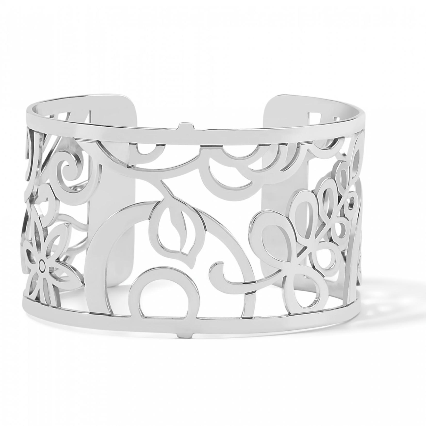 Brighton Christo Christy Wide Cuff Bracelet