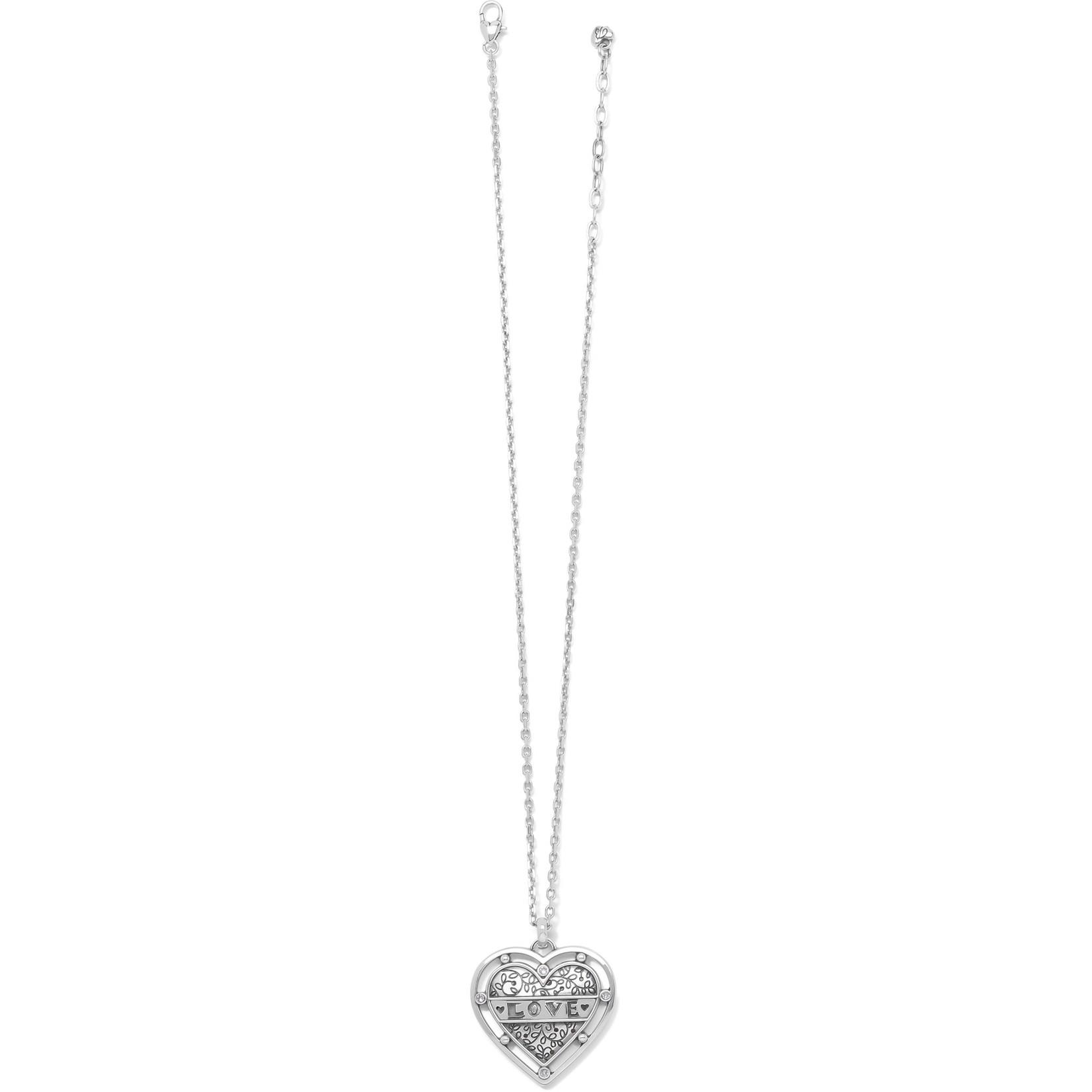 Brighton Chalice Heart Necklace