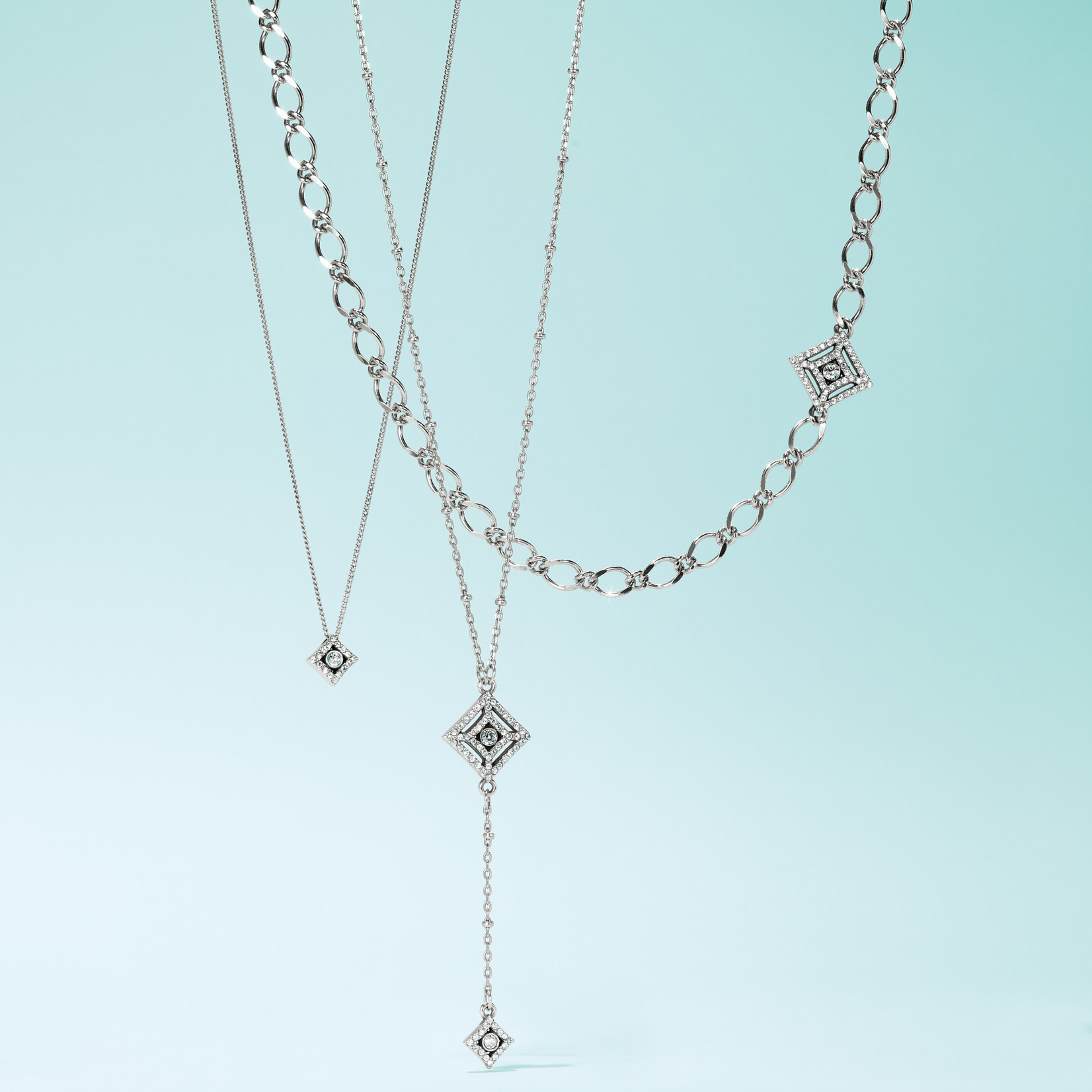 Brighton Illumina Diamond Y Necklace