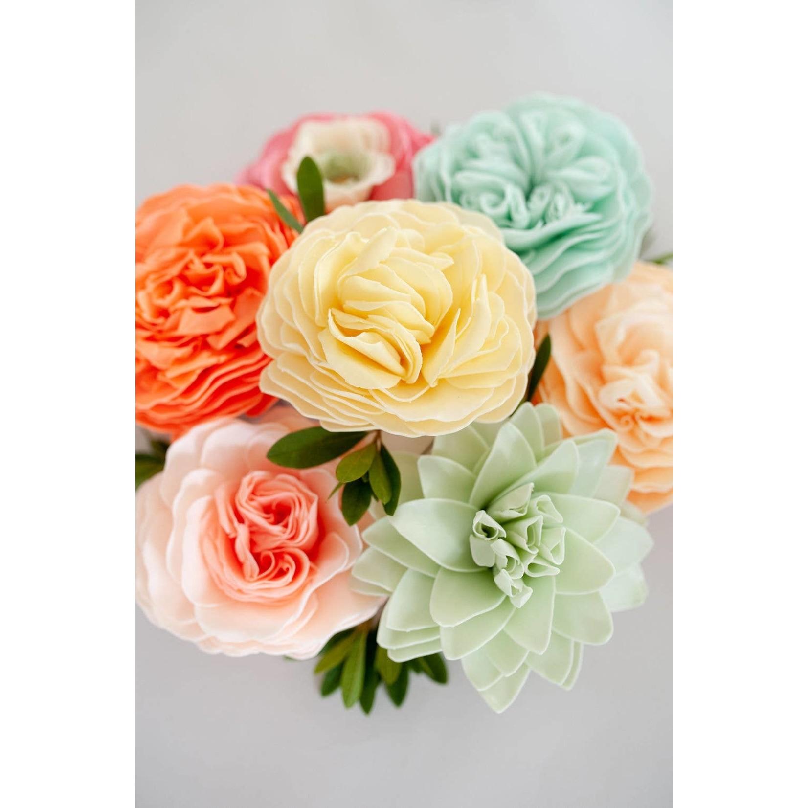 A'marie's Bath Flower Shop Forever Friends Bathing Petal Soap Flower