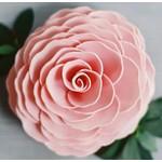 A'marie's Bath Flower Shop Vintage Rose Bathing Petal Soap Flower