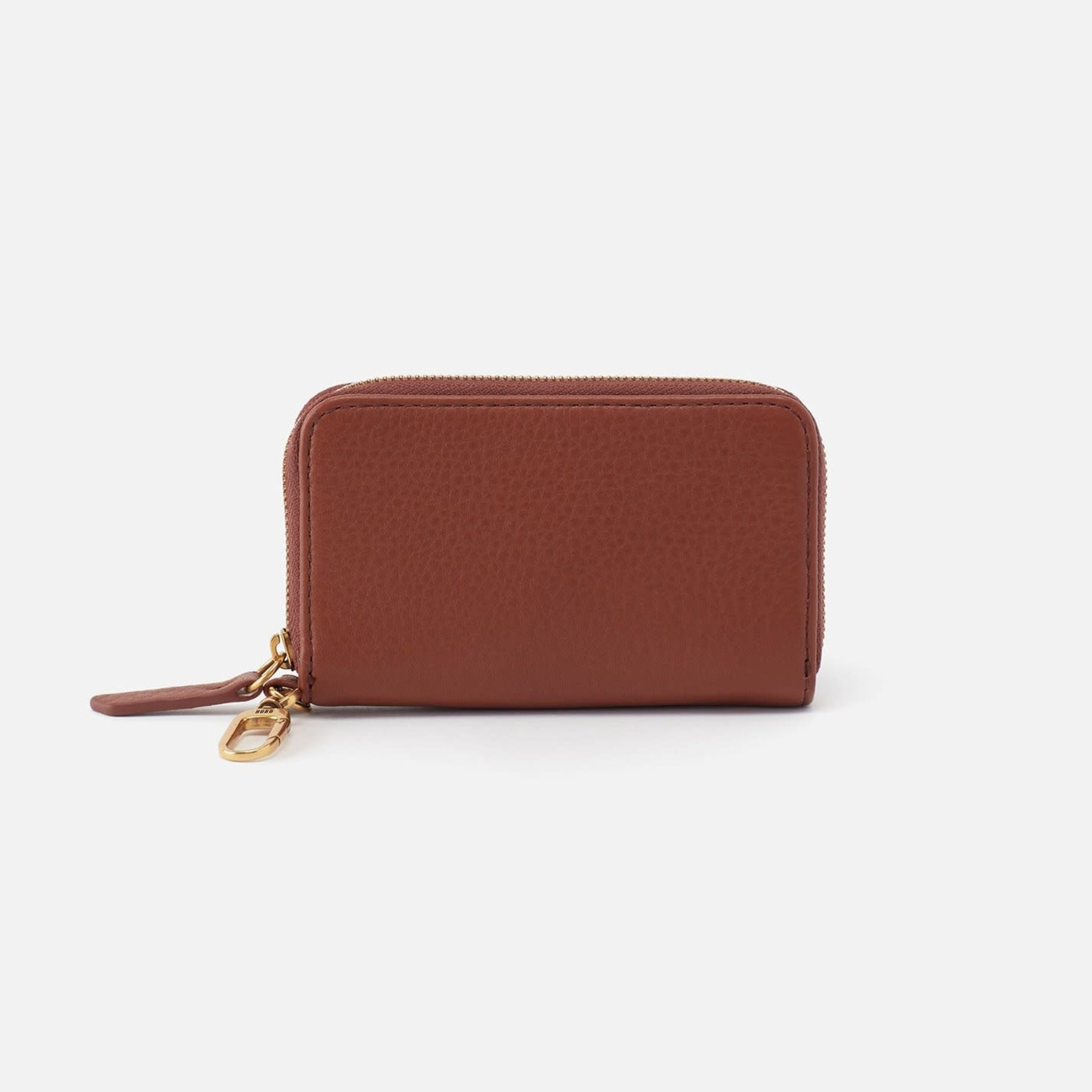 HOBO Move Toffee Soft Leather Clip Wallet