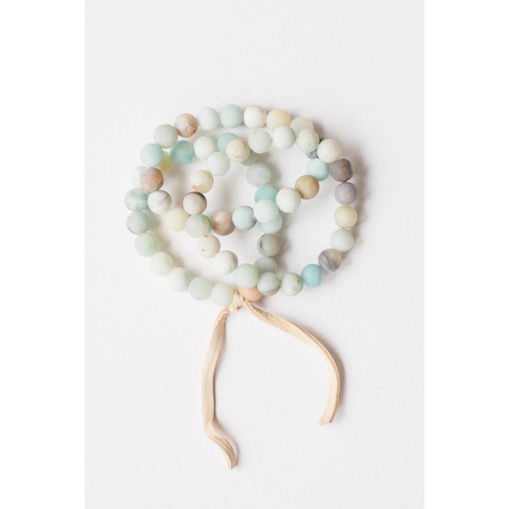 Leslie Curtis Jewelry Designs Mandy Amazonite Bracelet Bundle
