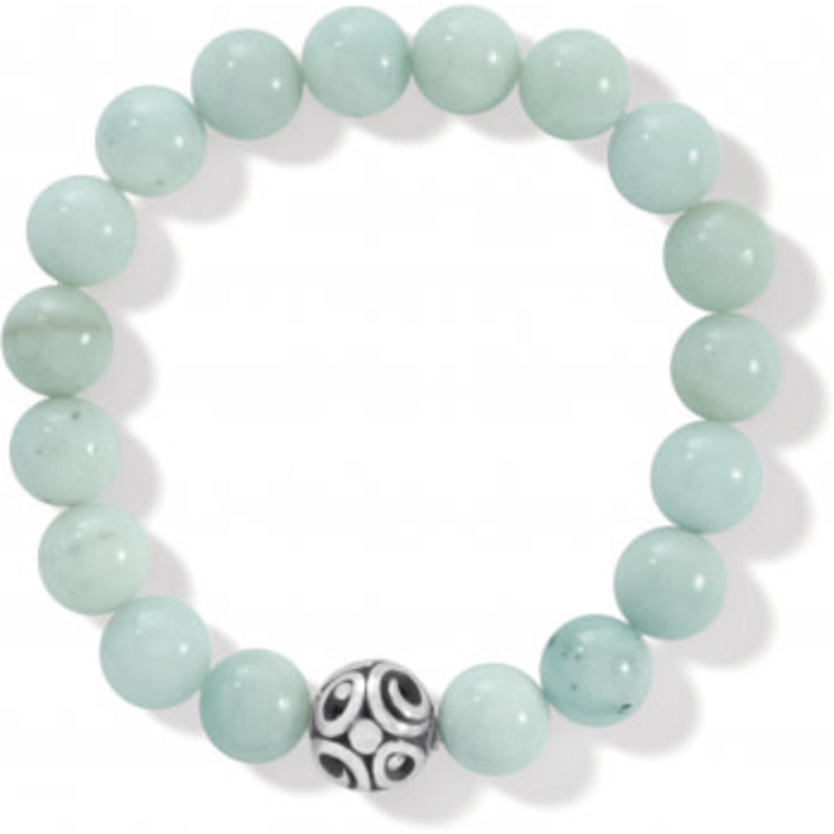 Brighton Contempo Chroma Amazonite Stretch Bracelet