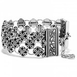 Brighton Rajasthan Garden Bracelet Silver