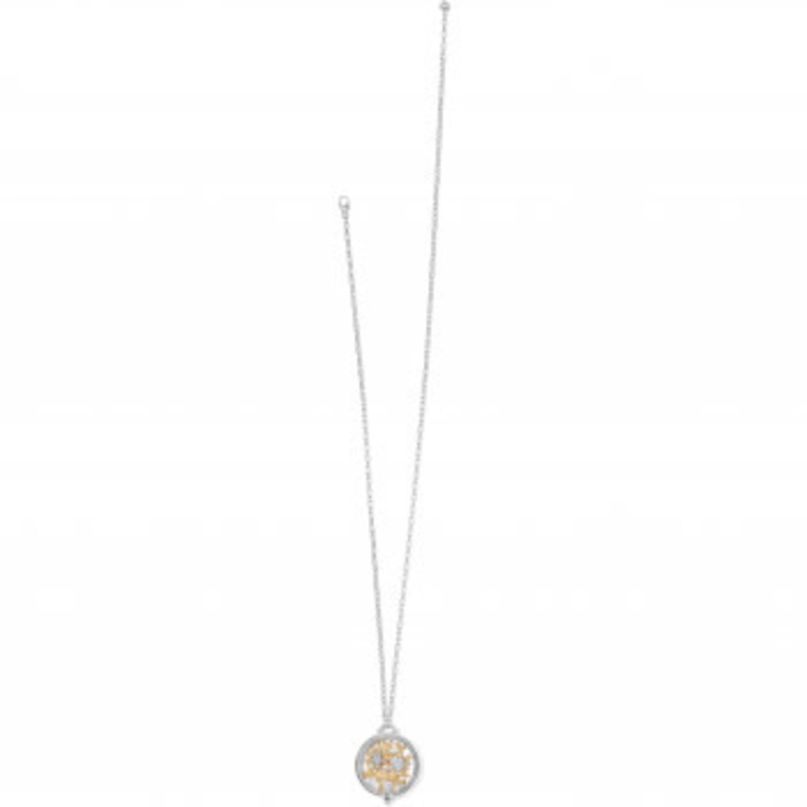 Brighton Paradise Cove Shaker Necklace