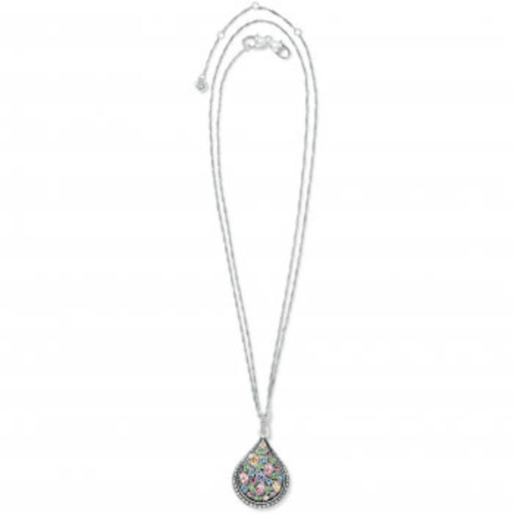 Brighton Trust Your Journey Convertible Drop Necklace