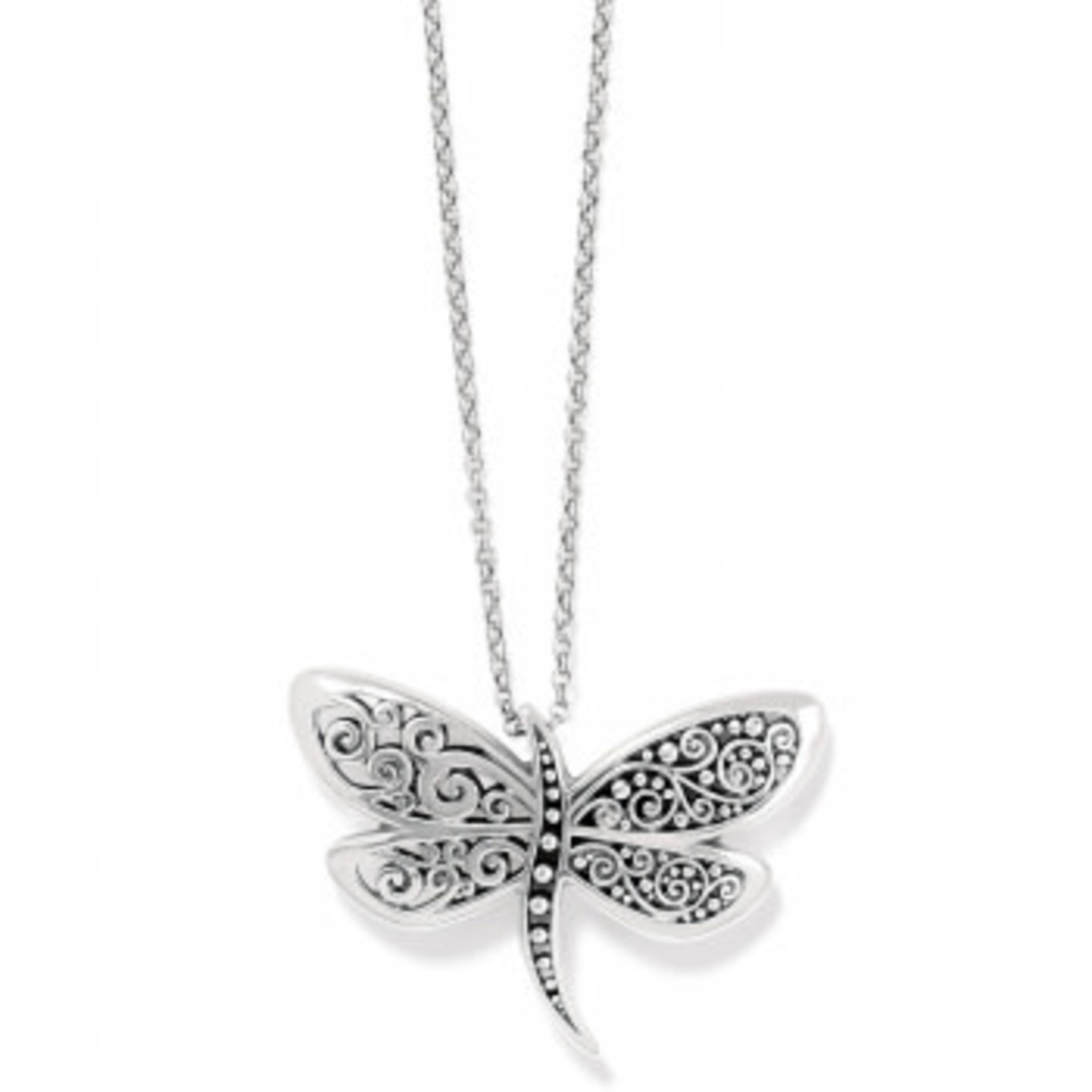 Brighton Love AffaIr Dragonfly Necklace