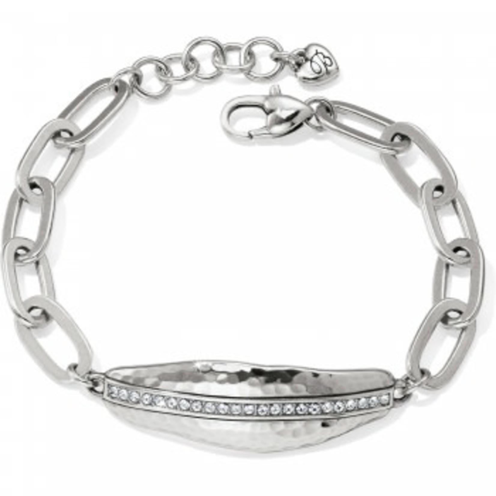 Brighton Bilbao Link Bracelet; Size : Silver