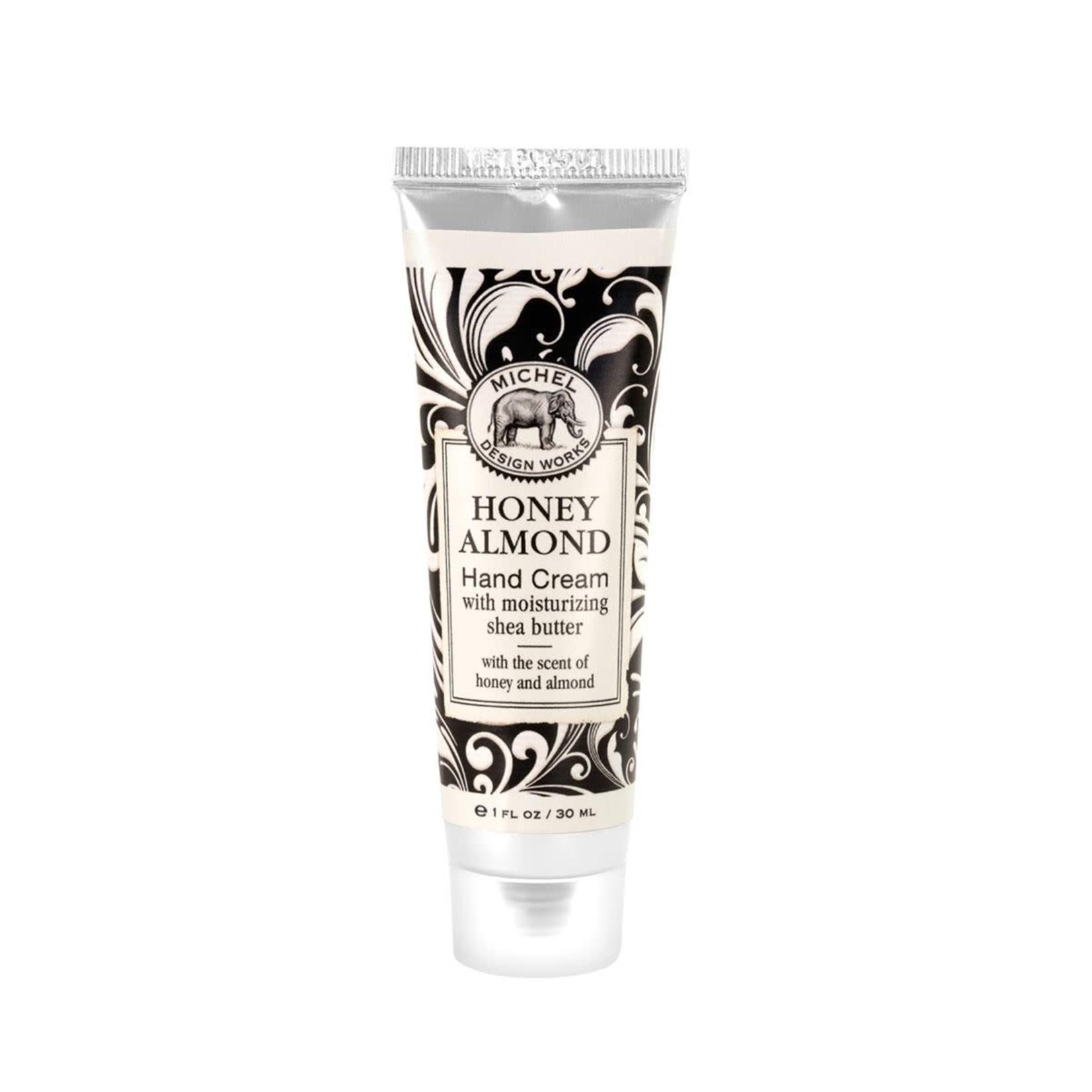 Michel Design Works Honey Almond 1 oz Hand Cream