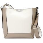 Brighton Kylie Cross Body Bag - Beechwood-White, OS