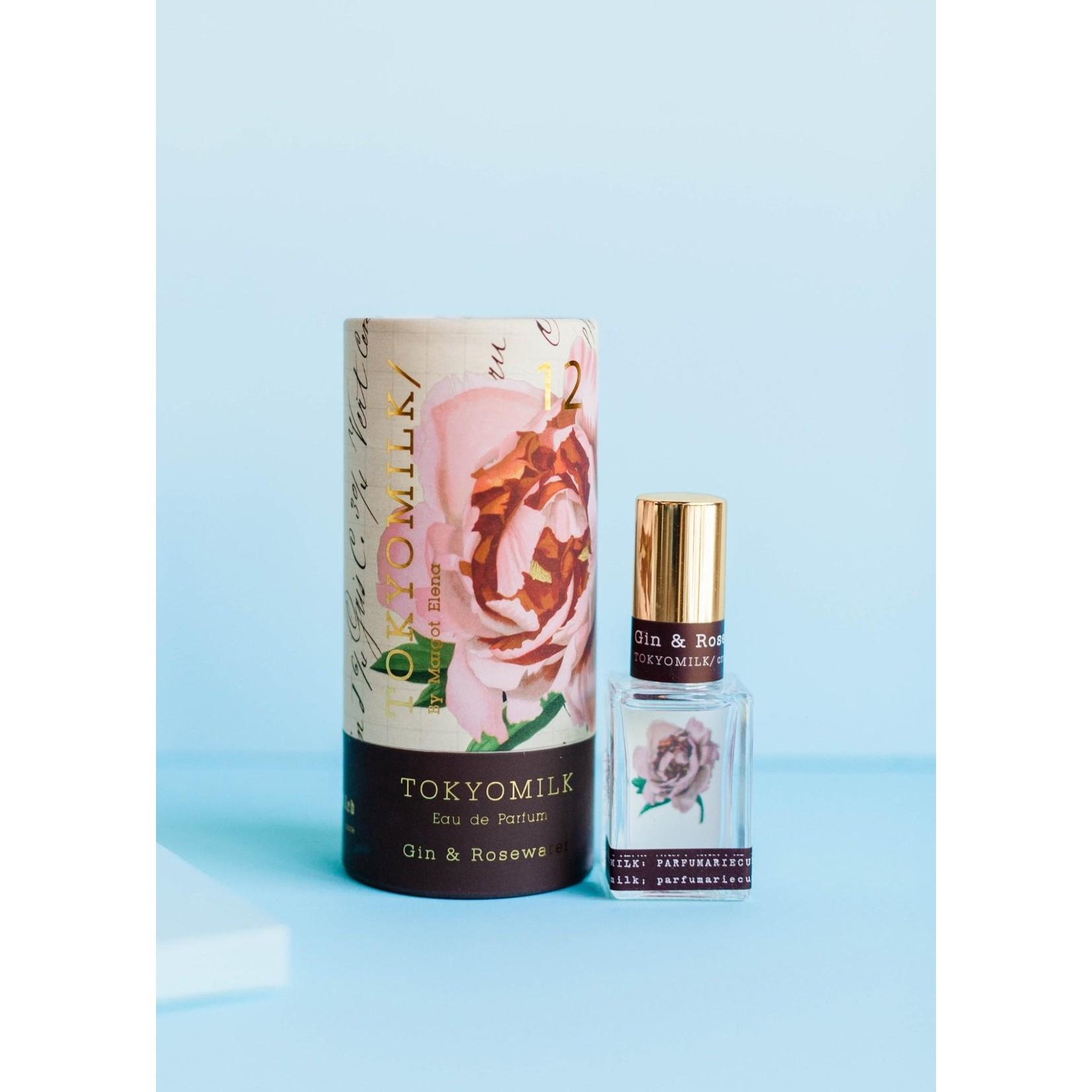 Tokyomilk Parfum Gin&Rosewater No12