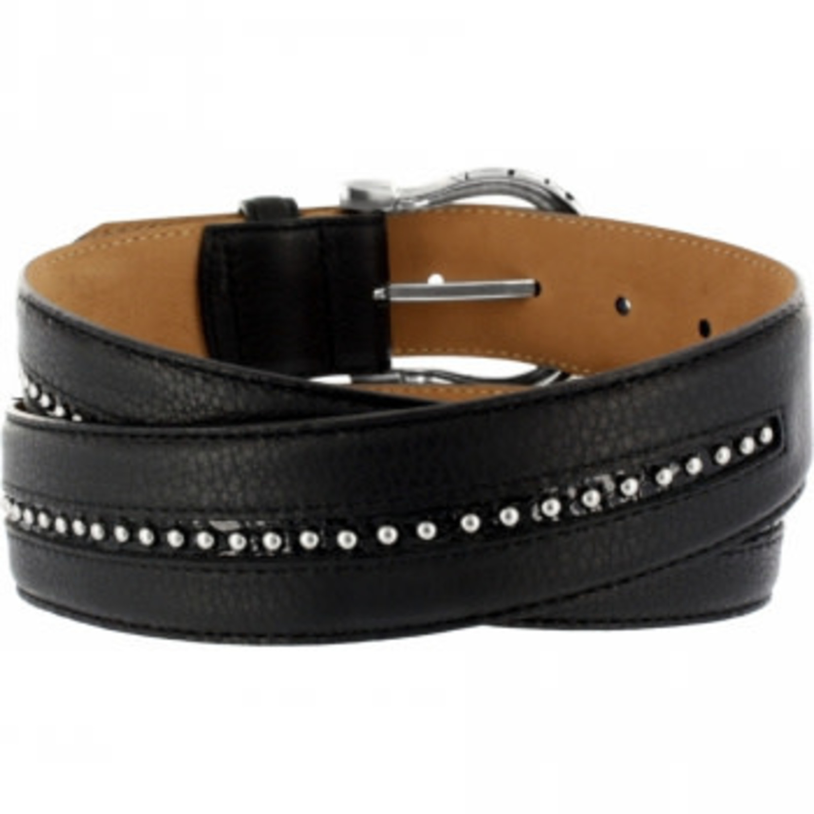 Brighton Femme Fatale Belt Black 36