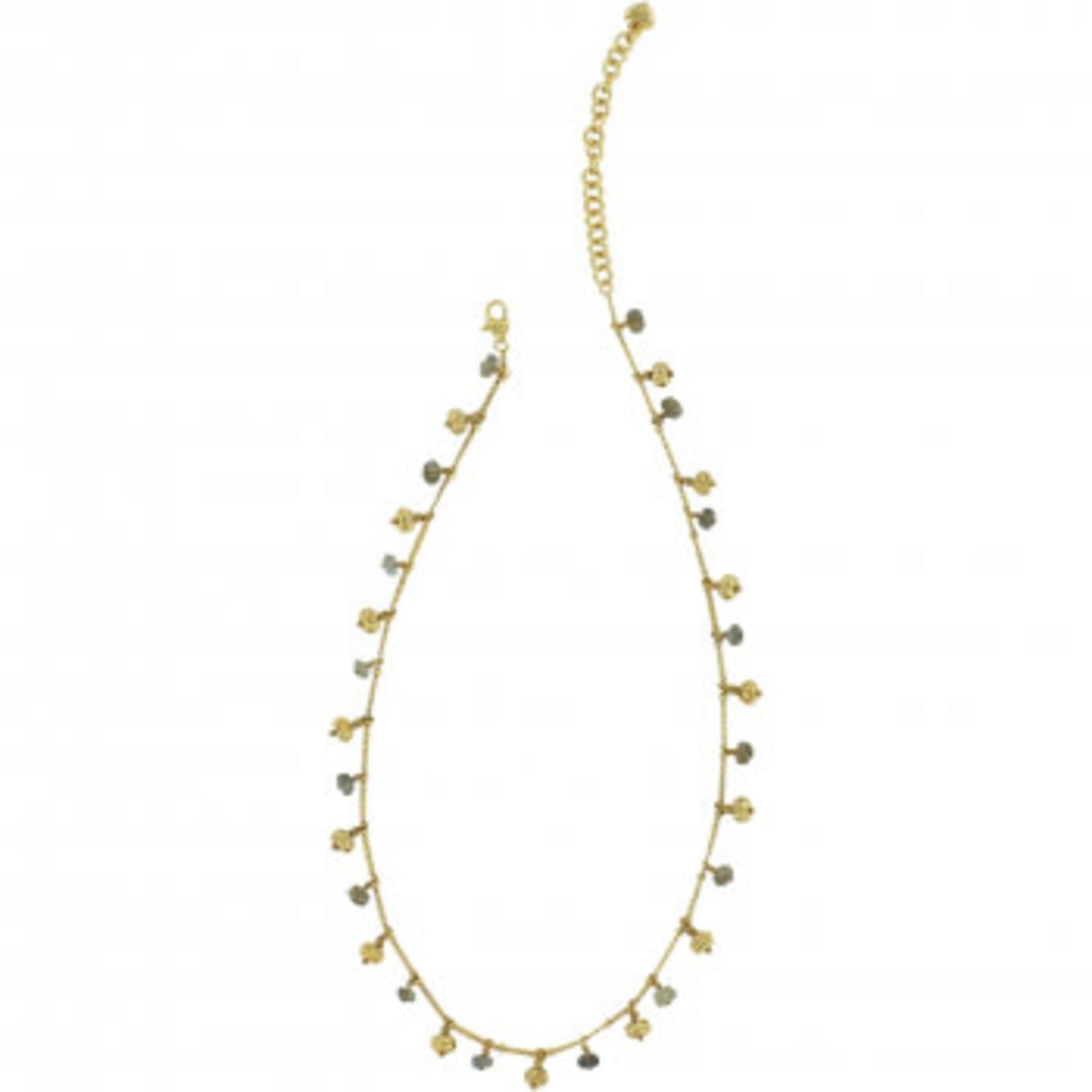 Brighton Gold Play of Light Short Necklace