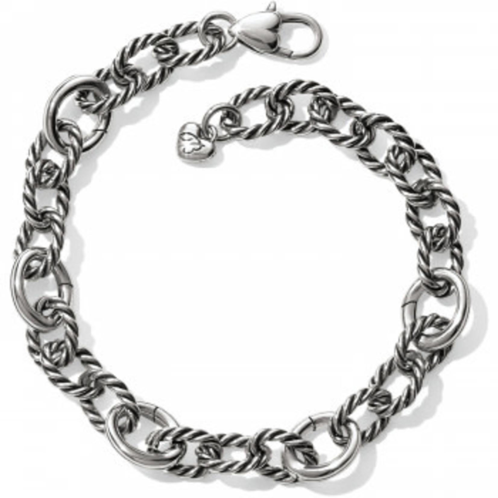 Brighton Sedona Link Charm Bracelet