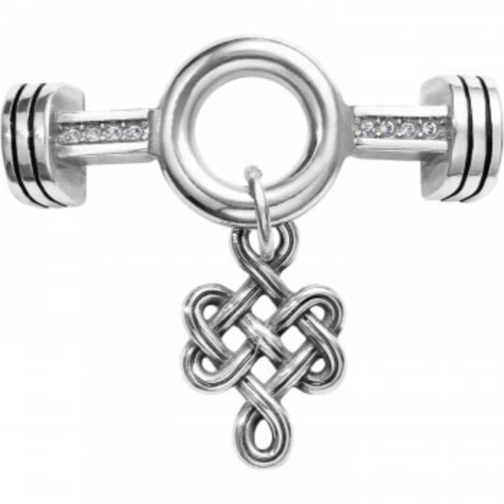 Brighton Color Clique Cord Endless Knot Ornament