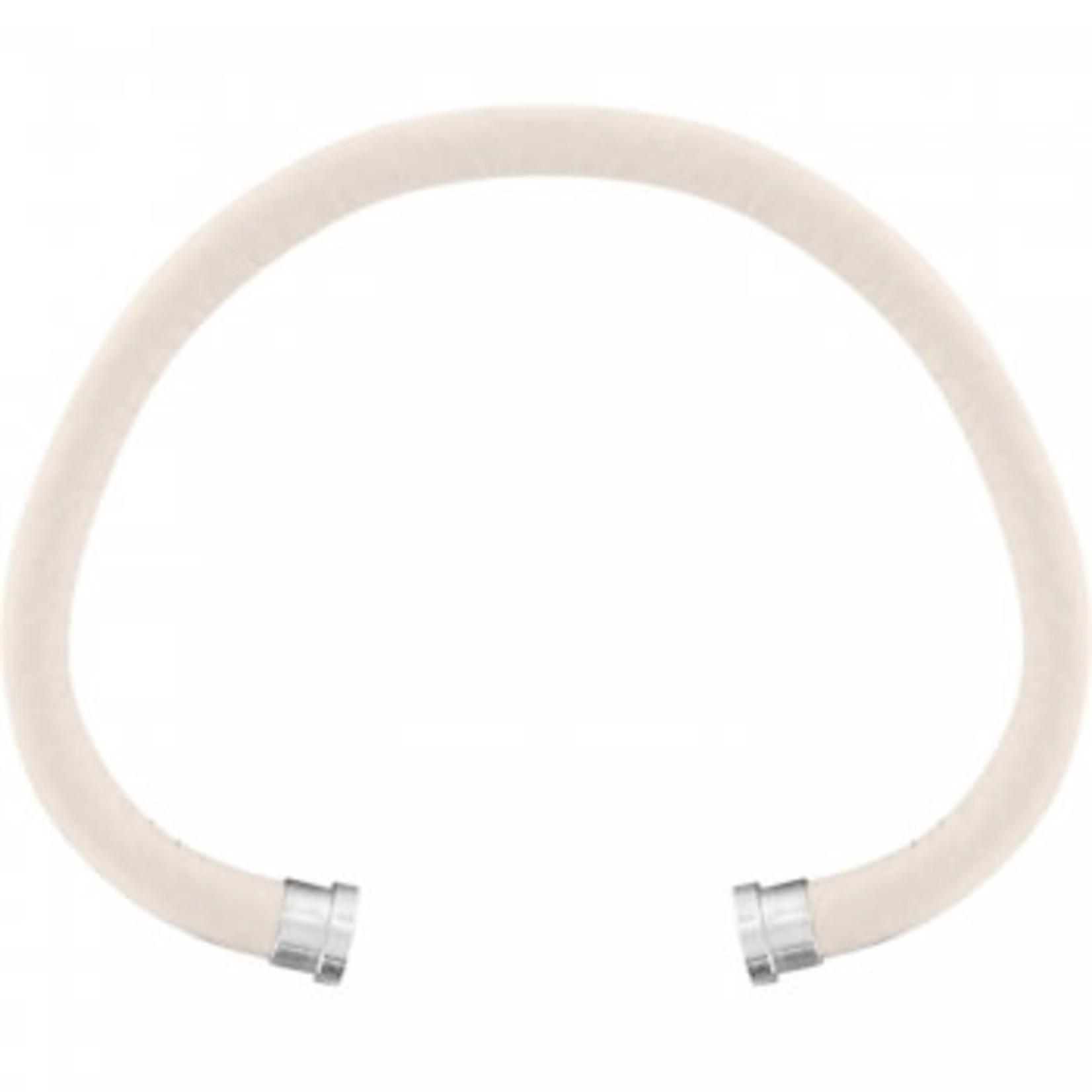 Brighton Color Clique Cord in White Leather M/L