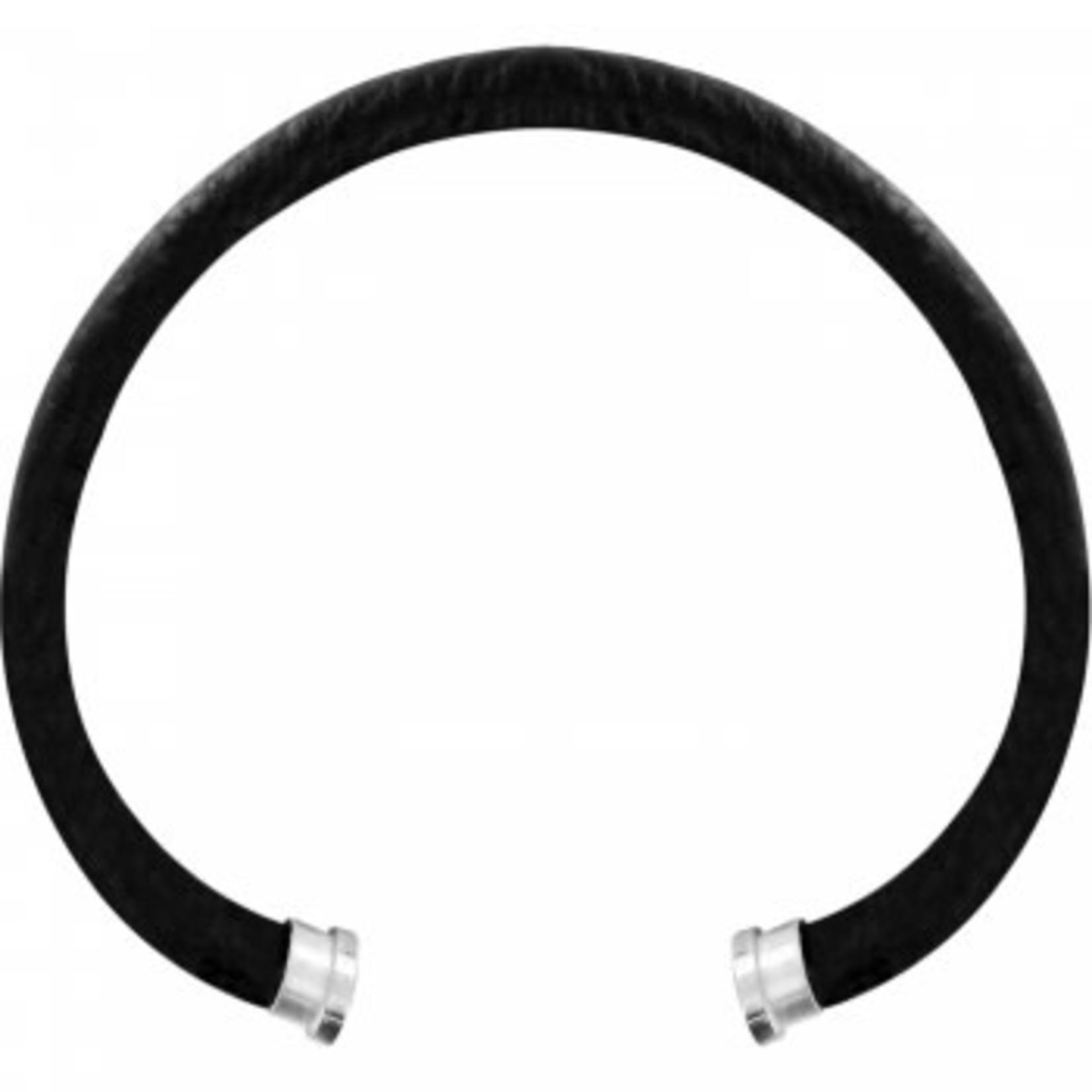 Brighton Color Clique Leather Cord in Black M/L