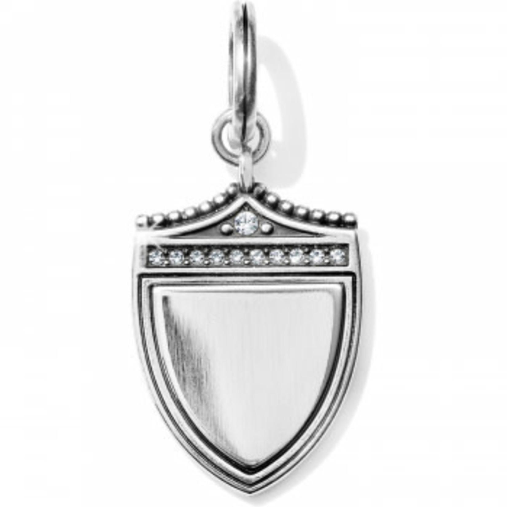 Brighton Medaille Shield Amulet