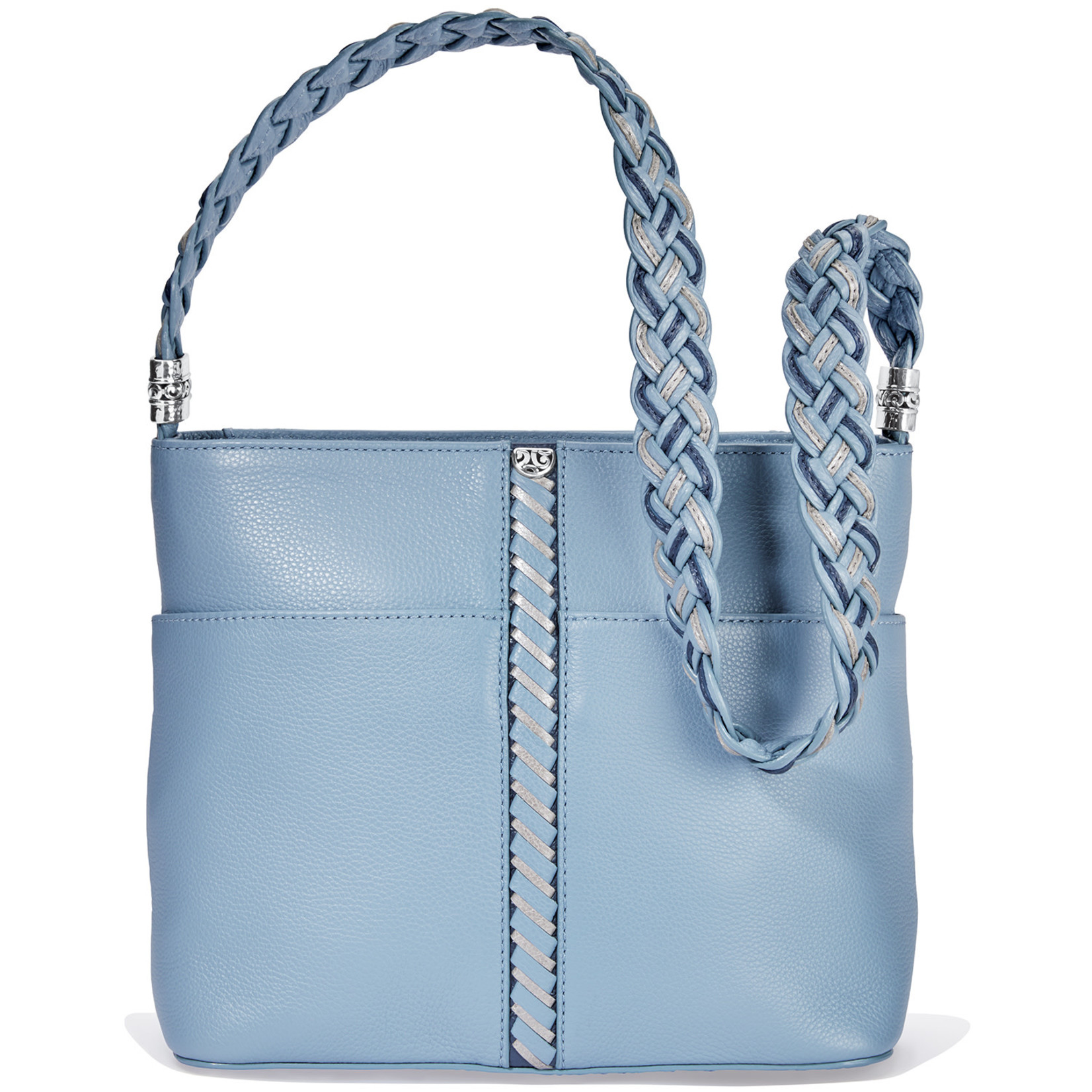 Beaumont Square Bucket Bag - Heaven Blue, OS