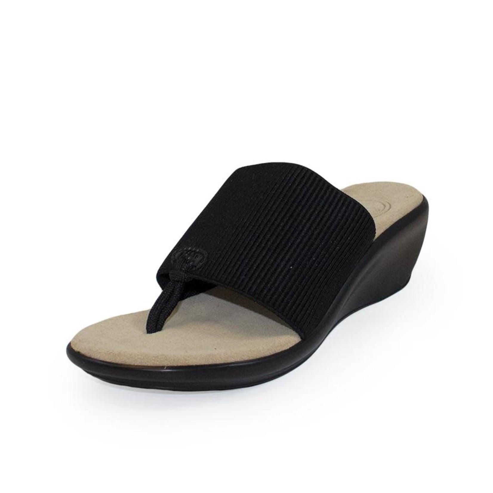 Hilton Shoe in Black 10