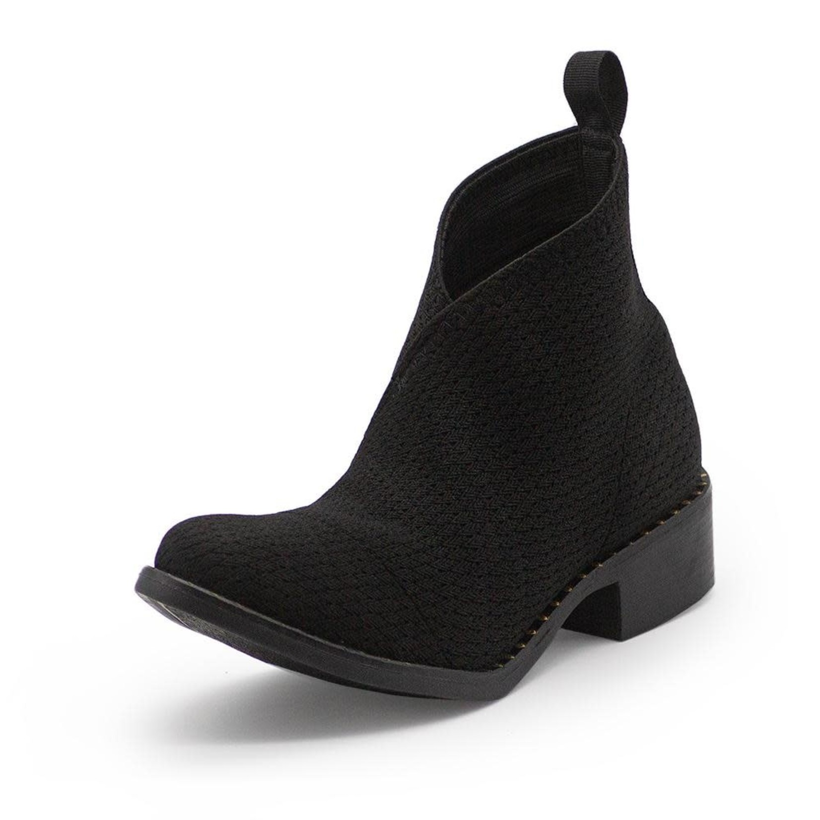 Barcelona  Boot in Woven