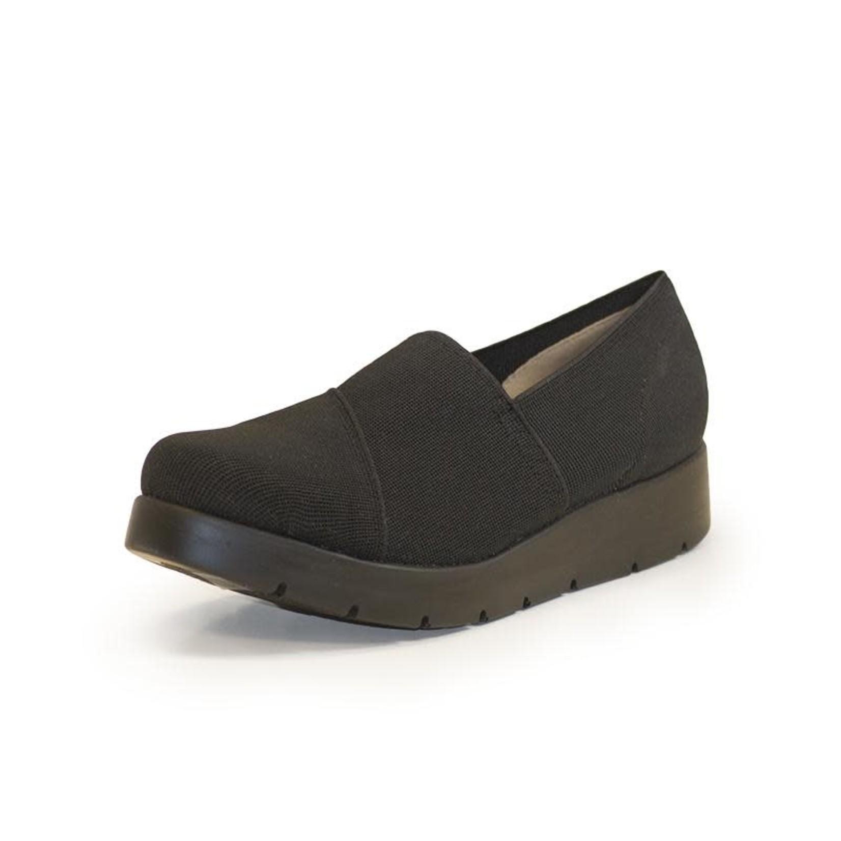 Milly Shoe in Black 10