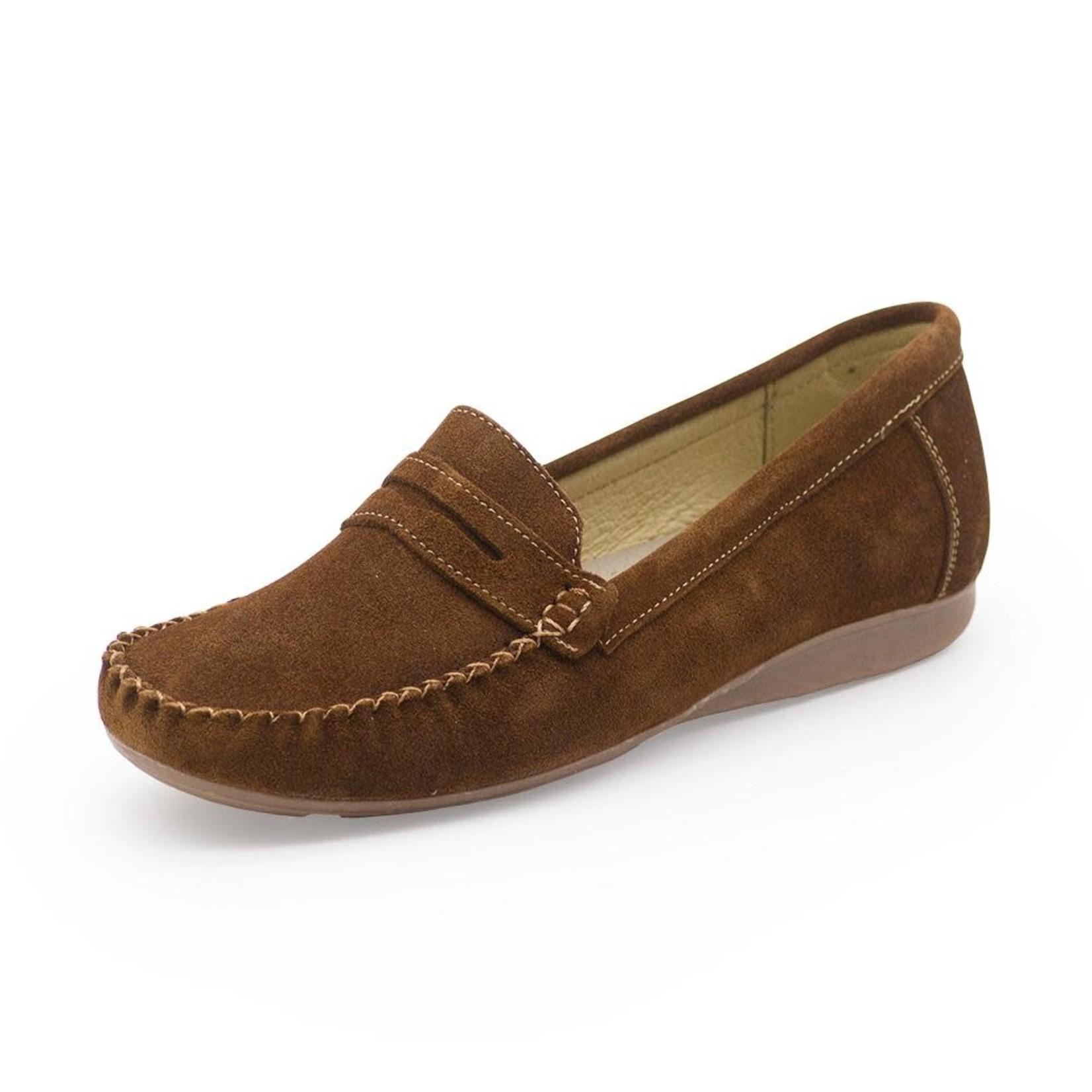 Murray Shoe in Tobacco 7
