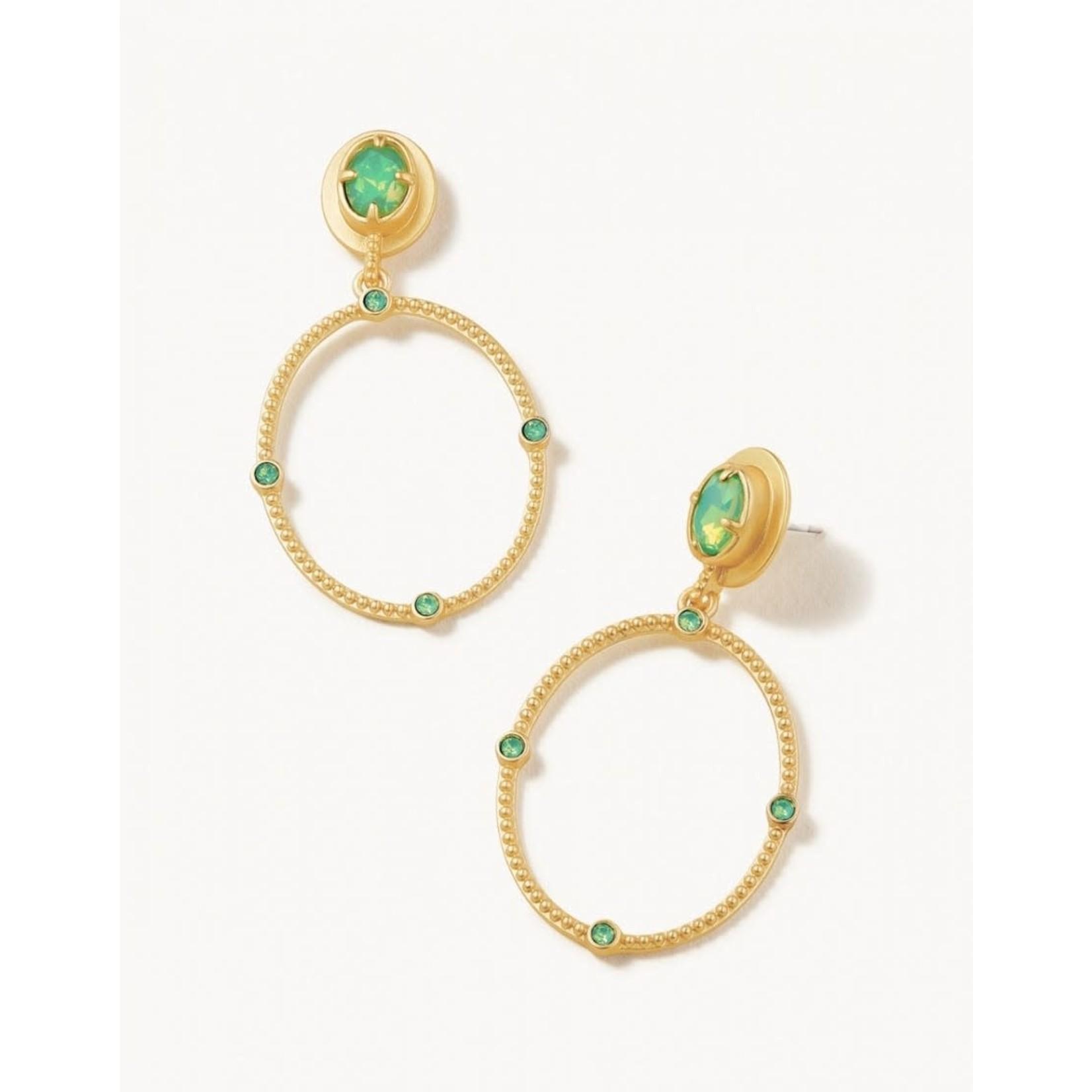 Spartina Atlantic Opal Earrings