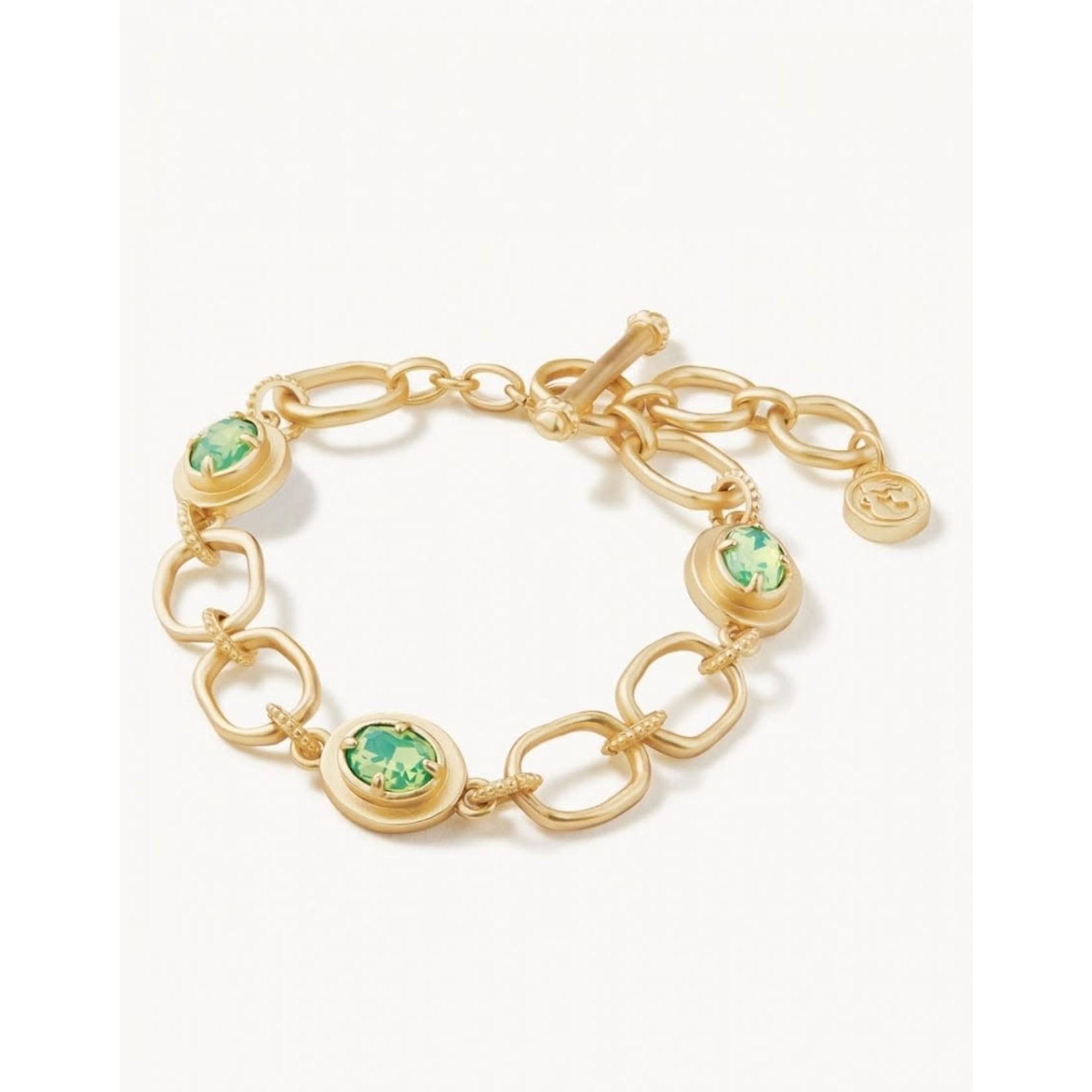 Spartina Atlantic Opal Toggle Bracelet