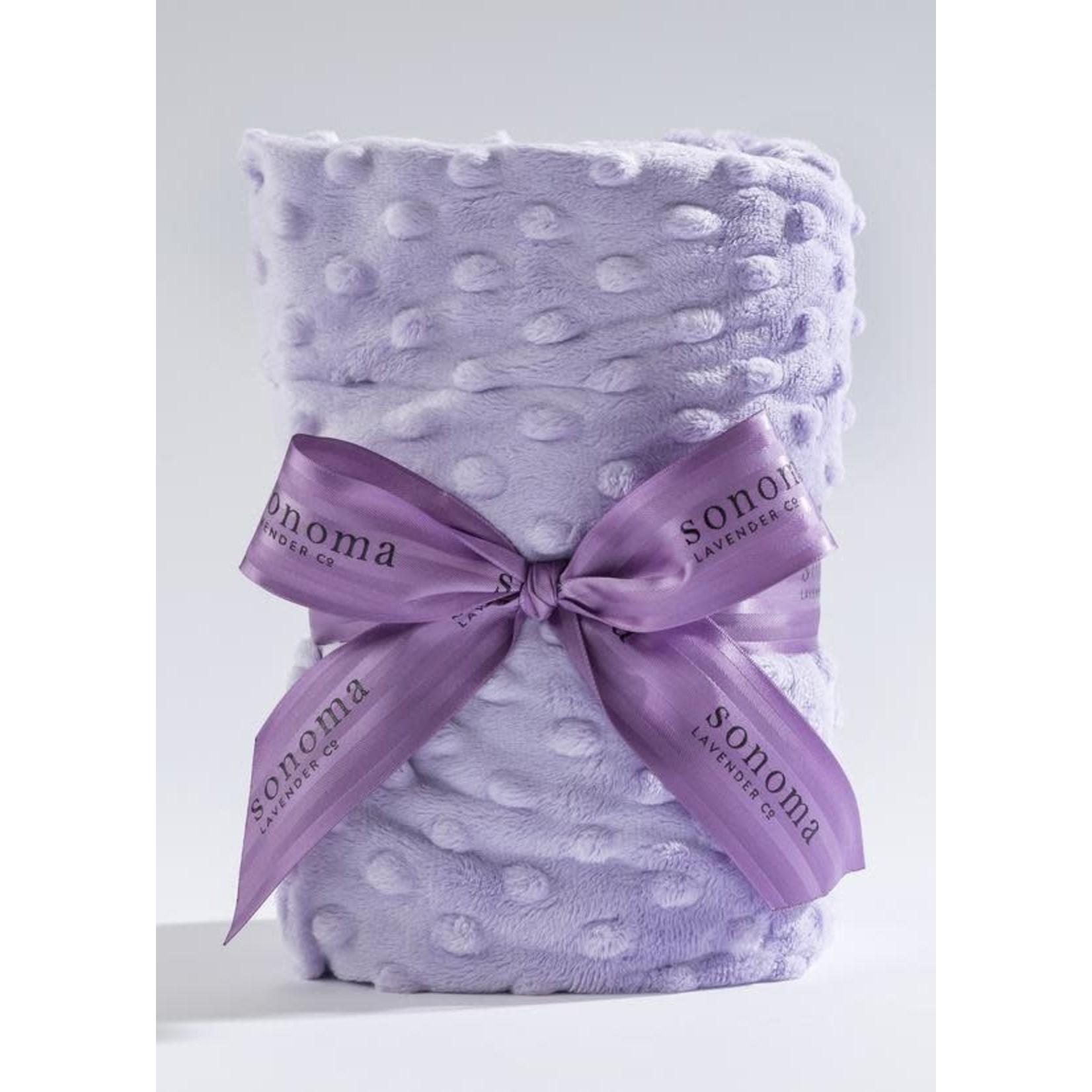 "Sonoma Lavender Heat Wrap 24"" - Lavender Dot"