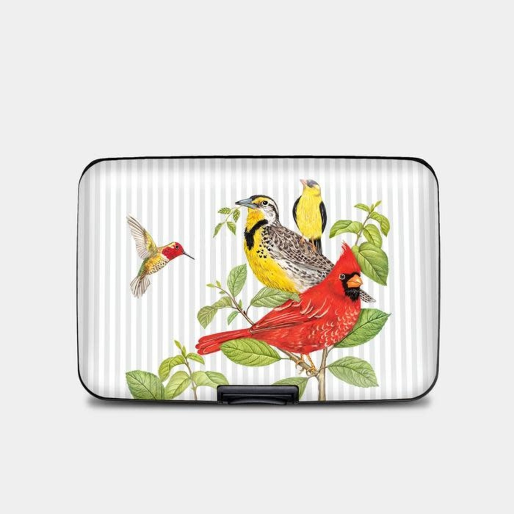 Armored Wallet/Mary Lake Birds