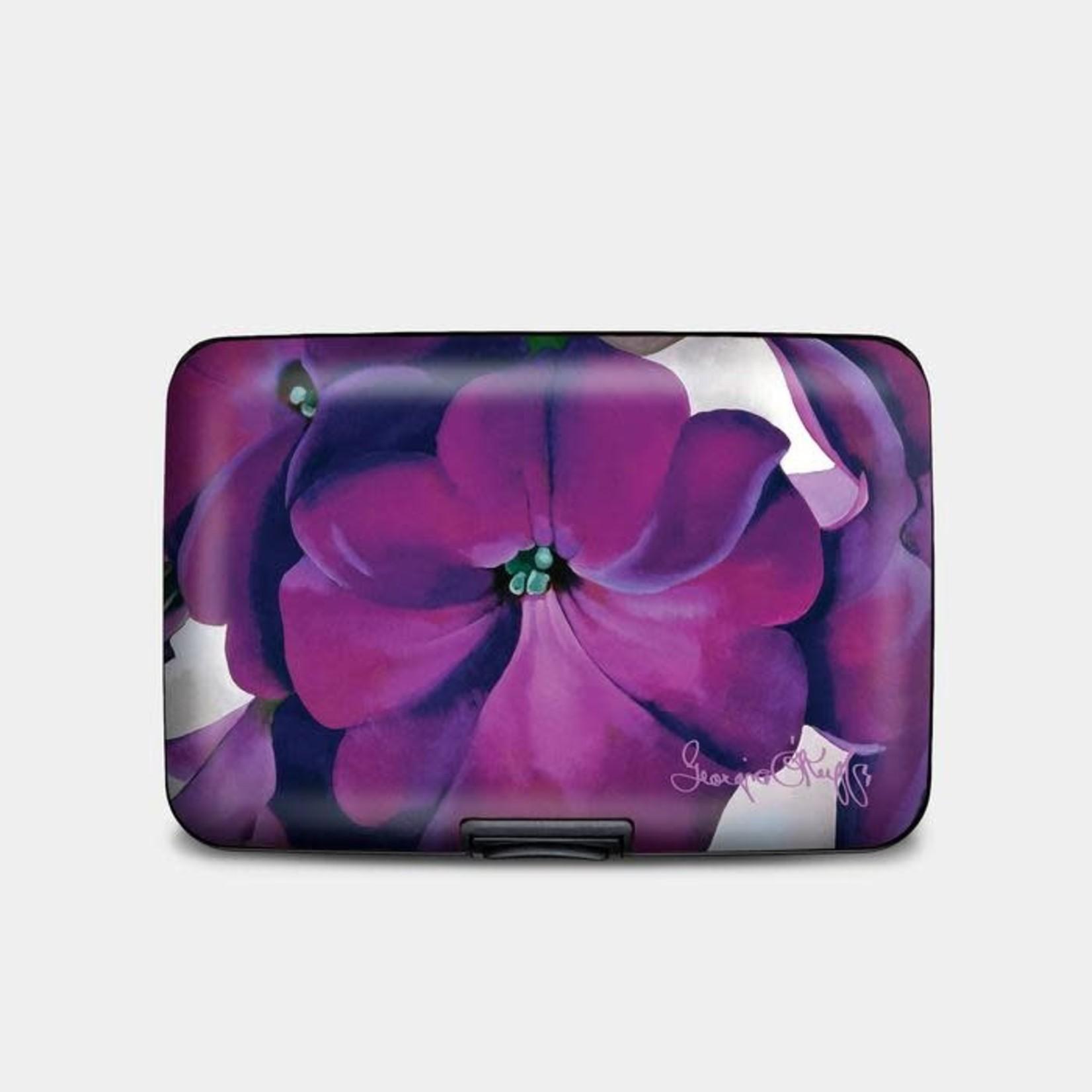 Armored Wallet/Frida Rose Portrait