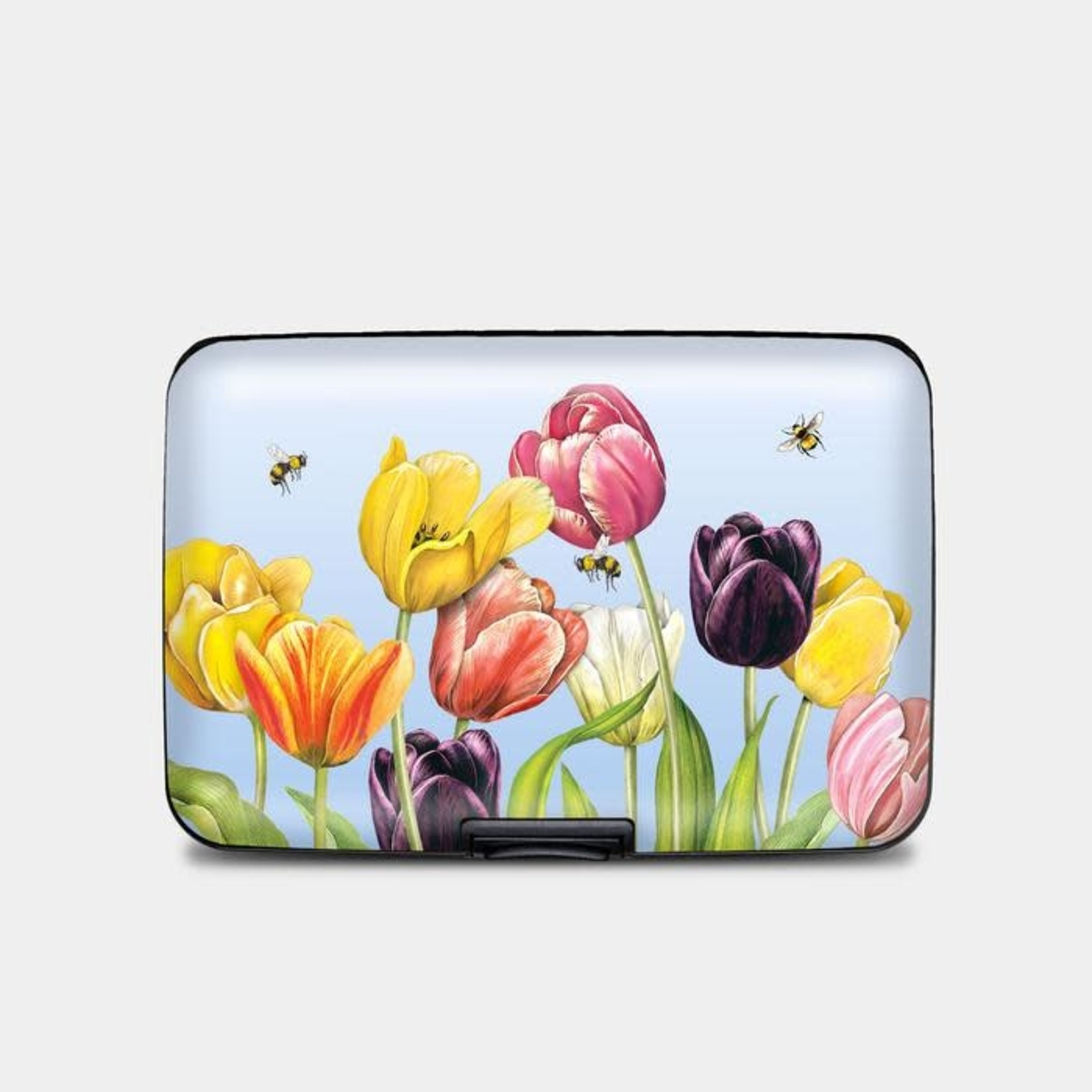 Armored Wallet/Mary Lake Tulips