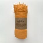 Rubyzaar Boho Scarf - Saffron